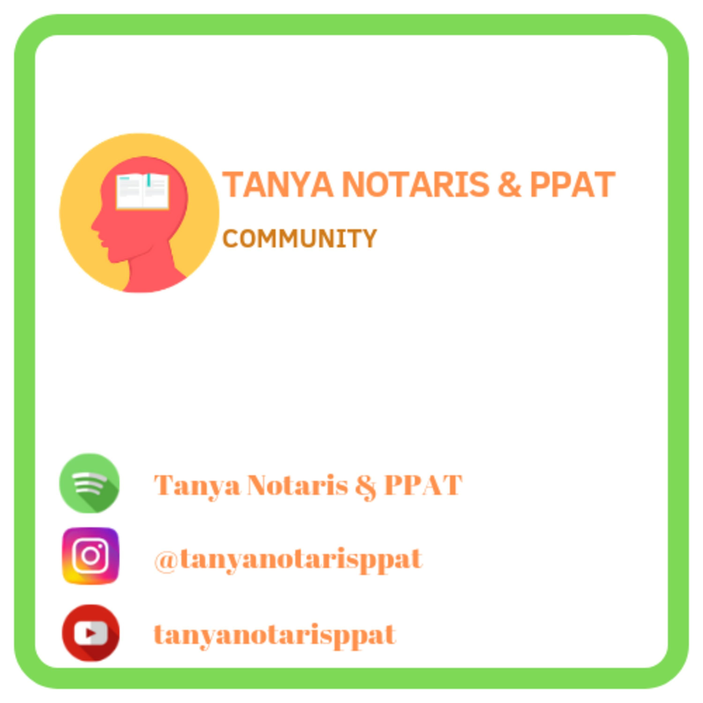 Introduction TANYA NOTARIS PPAT