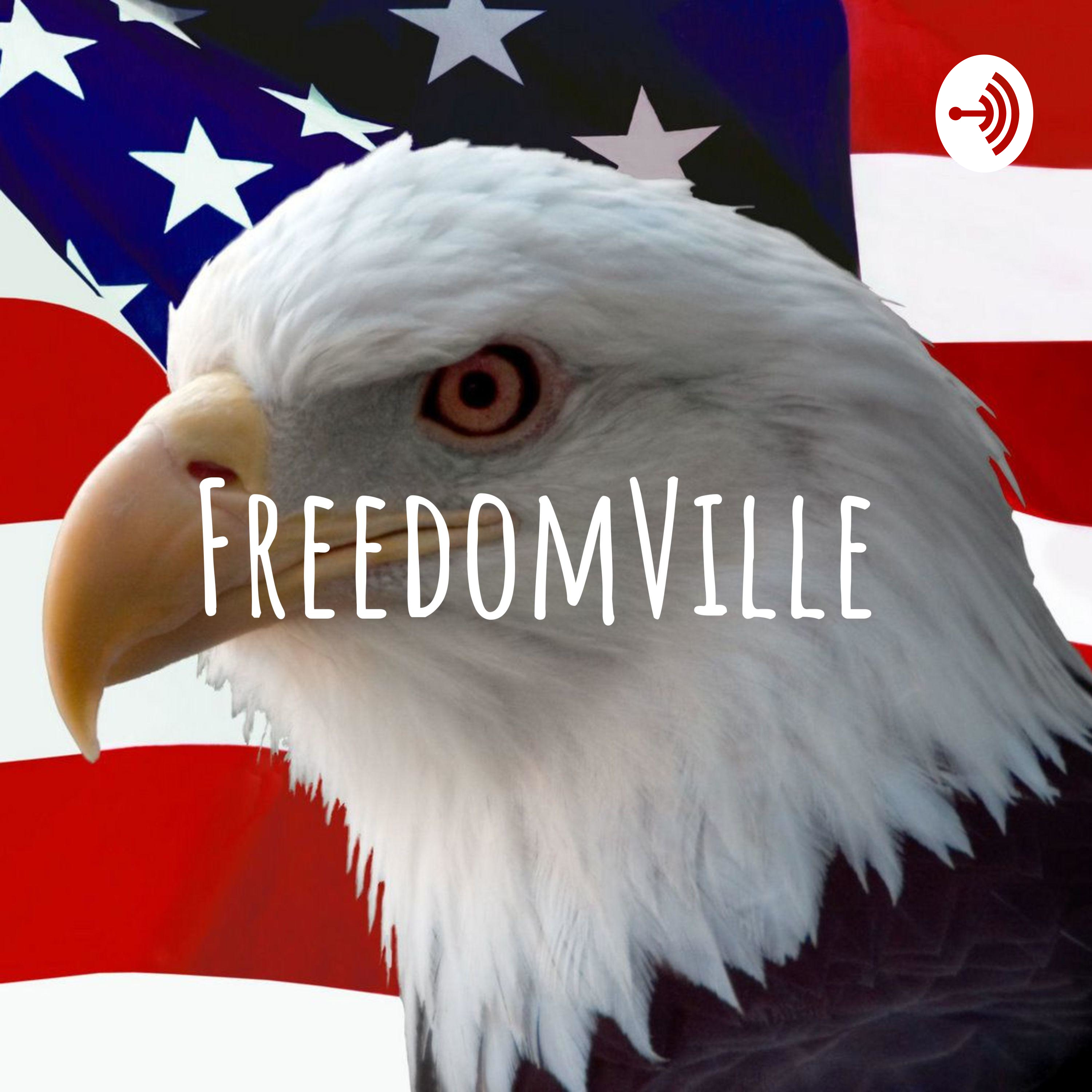 FreedomVille Ep.26: Christians and Politics Part 1