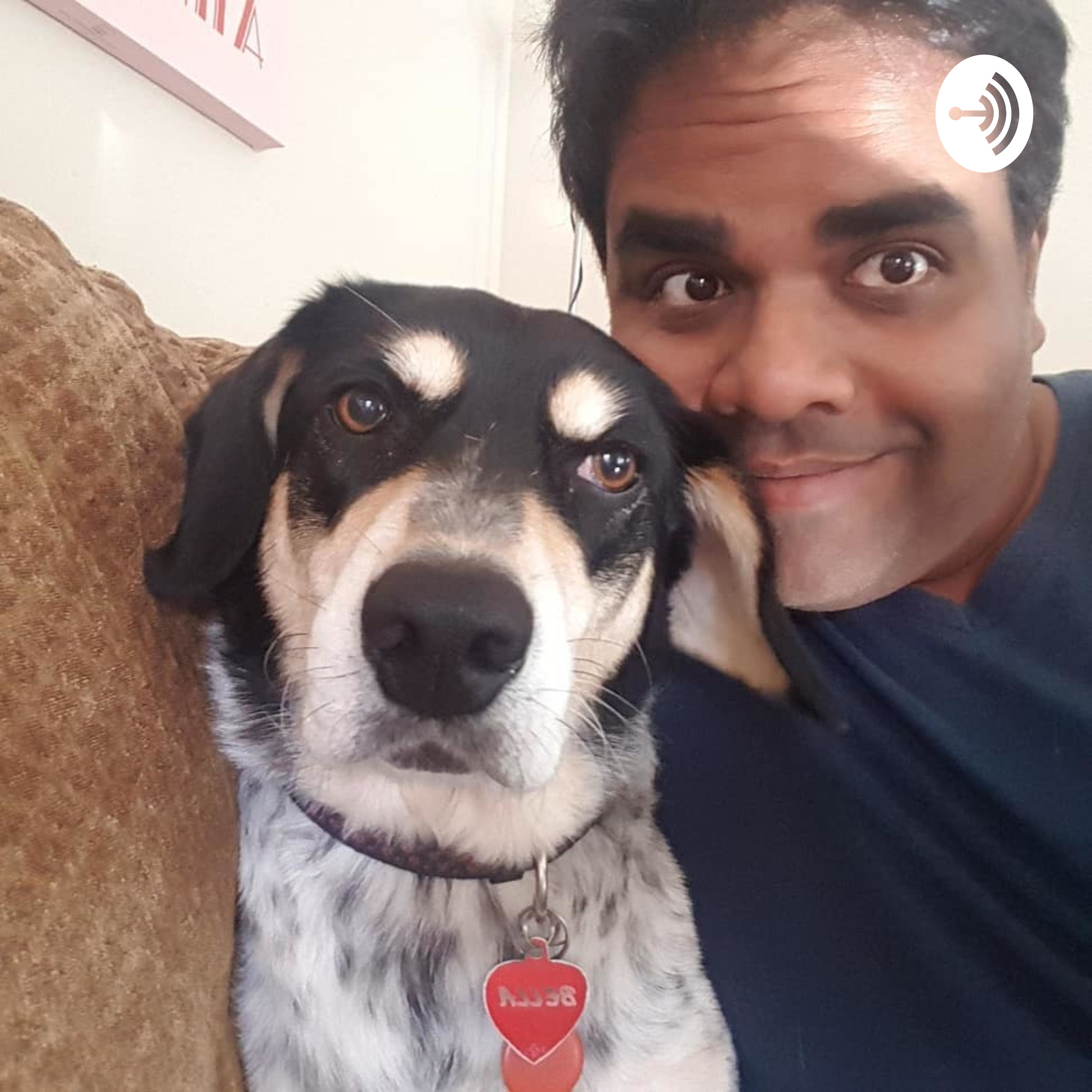 The Ghostwriter & Pup Podcast