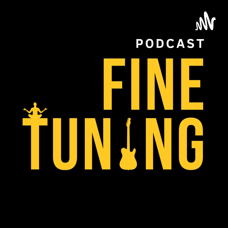 Fine-Tuning Podcast | Inspiratie voor muzikanten logo