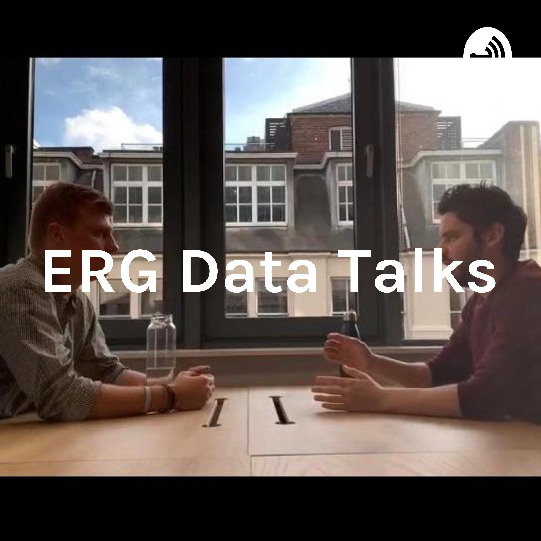 ERG Data Talks - Episode 1 - All things data!