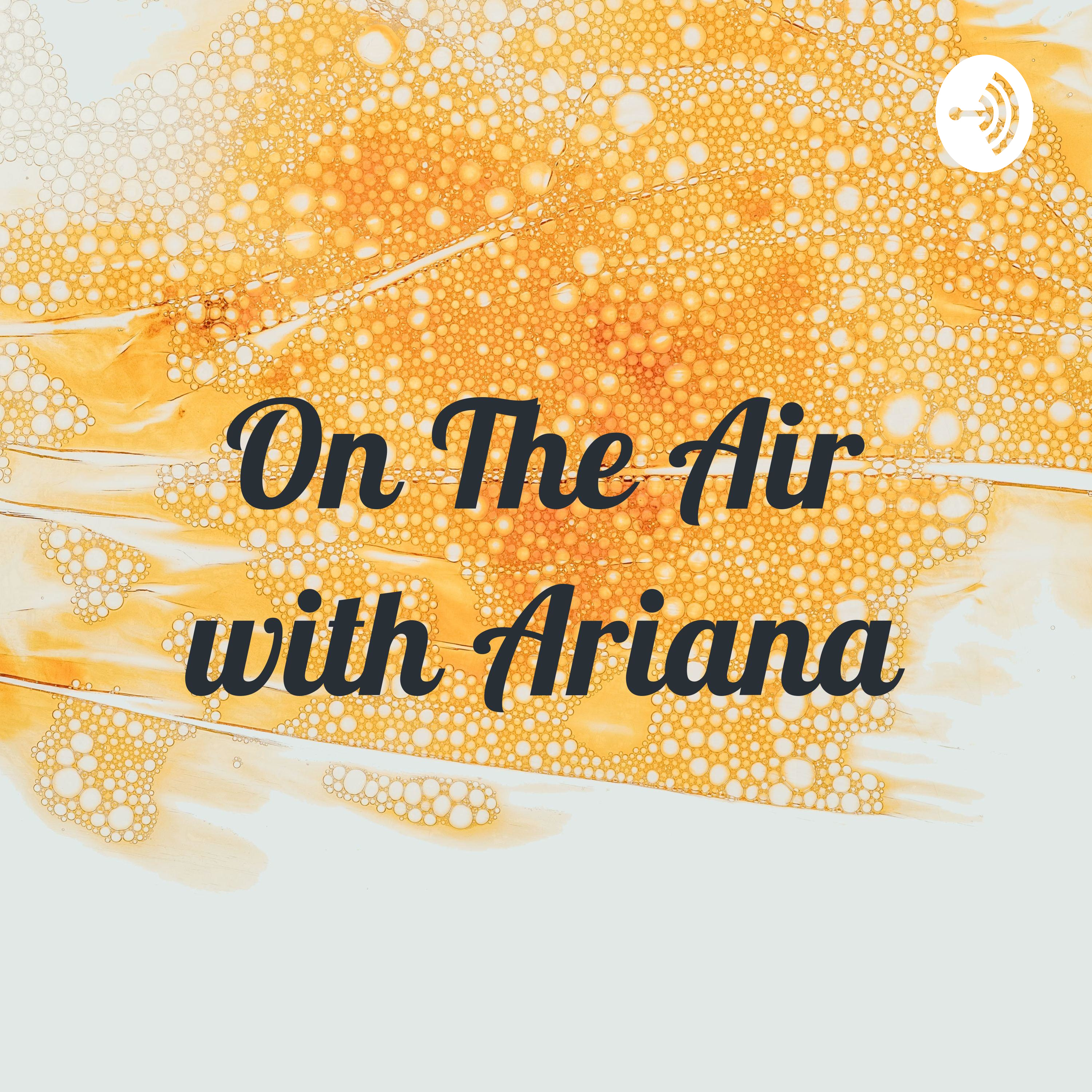 On The Air with Ariana: eCommerce