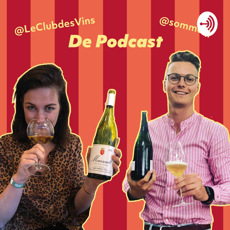 Le Club & Sommeljj De Podcast logo