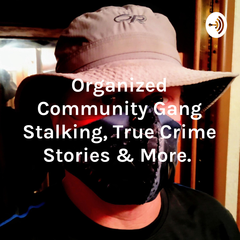 Organized Community Gang Stalking, True Crime Stories & More.