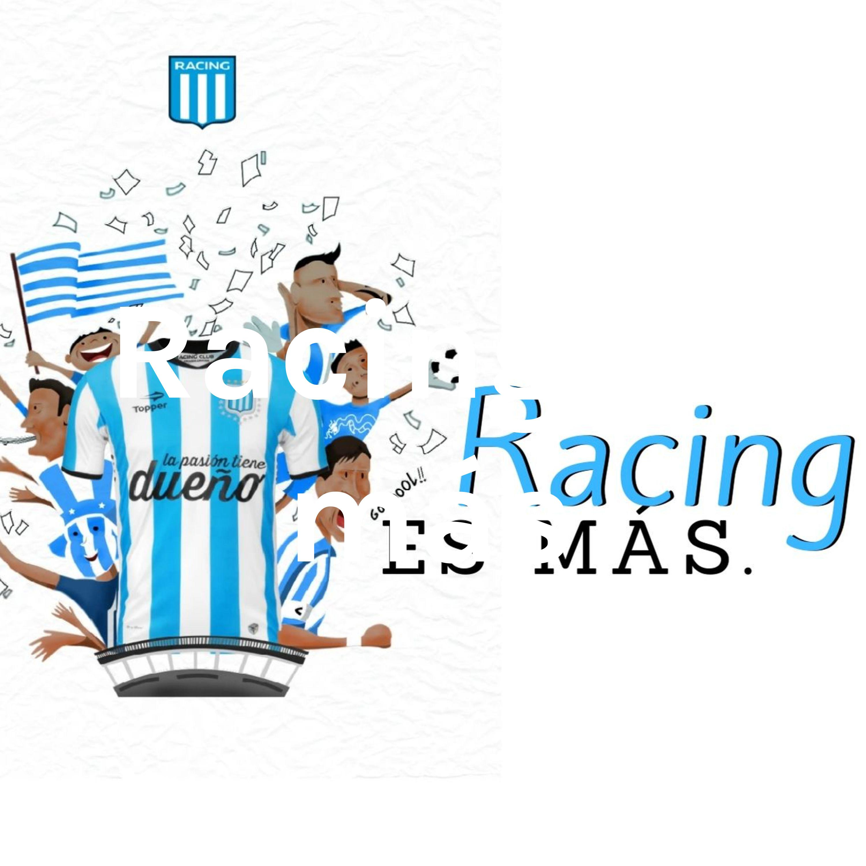 Racing es más Con Augusto Santillán