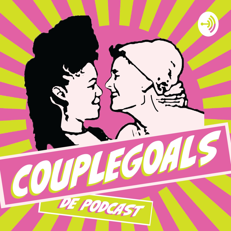 CoupleGoals de podcast logo
