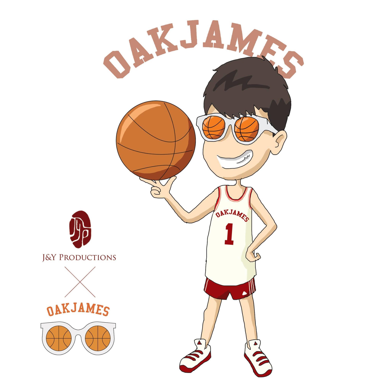 #11: Oakjames是Jim的NBA啟蒙者、職業球員的重點在於先職業後球員,說的就是你Kyrie Irving feat. Jim