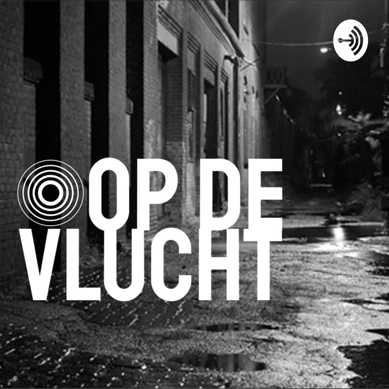 Op de Vlucht | De Podcast over Hunted logo