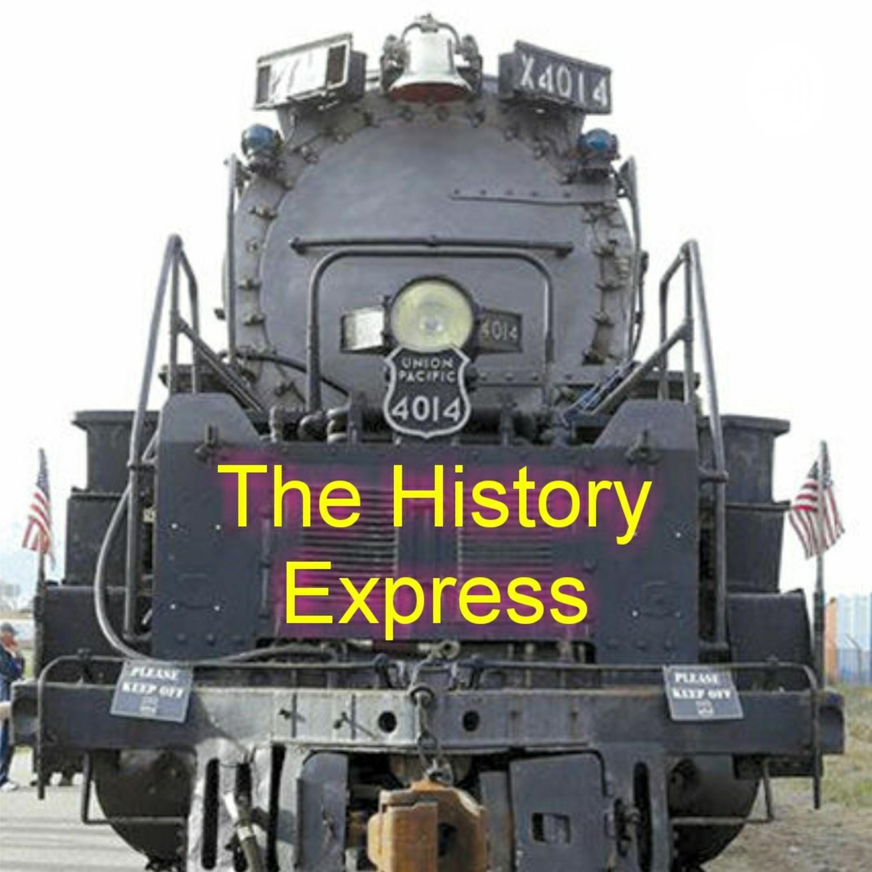 The History Express – Lyssna här – Podtail