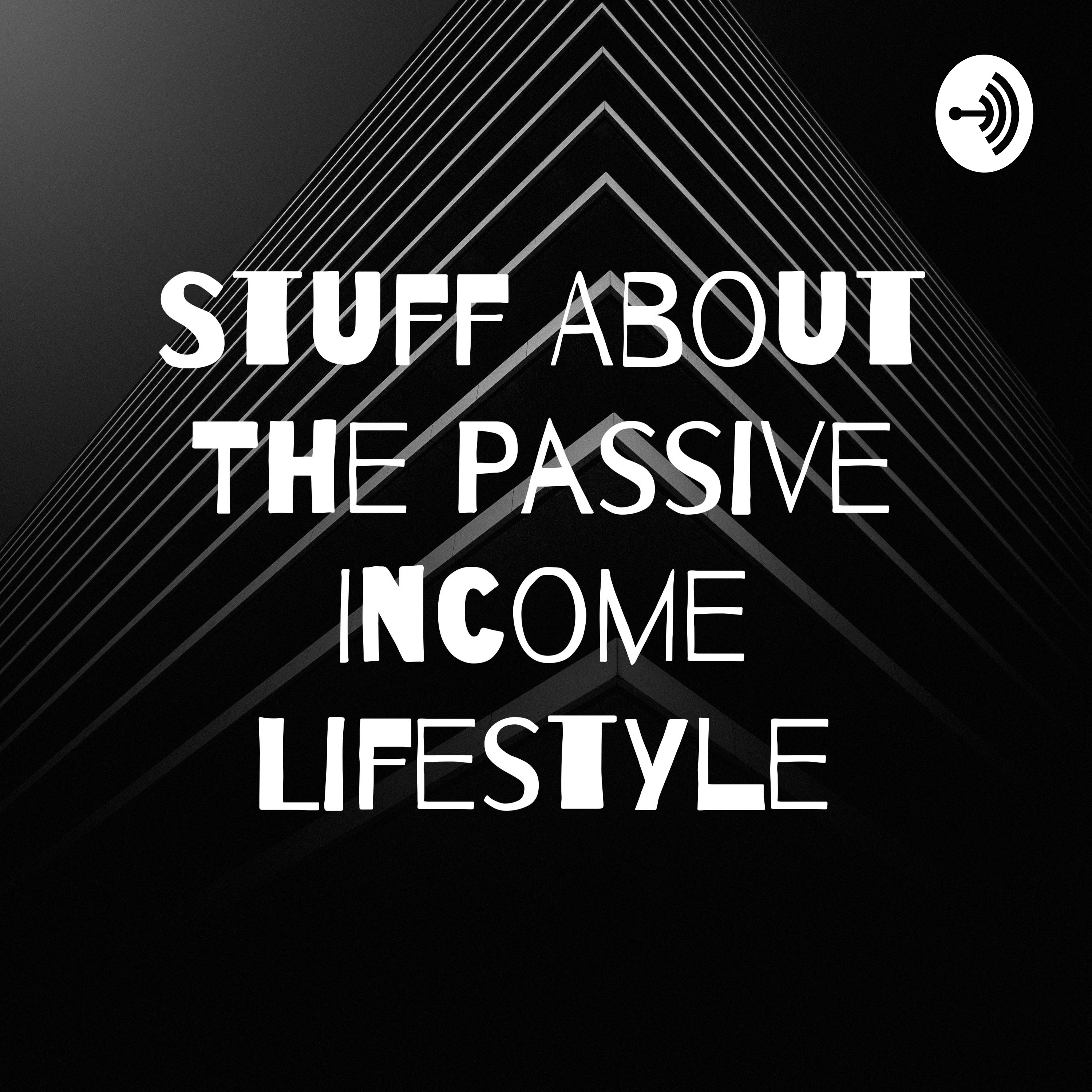 #1: My Journey - Generating Passive Income