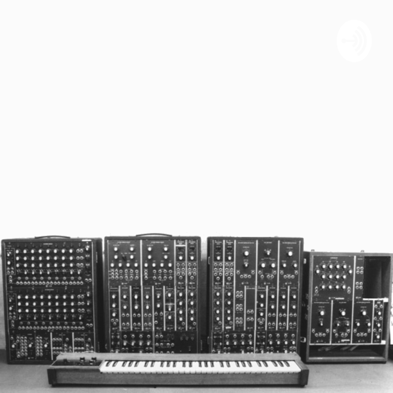Moog III Modular Synthesizer