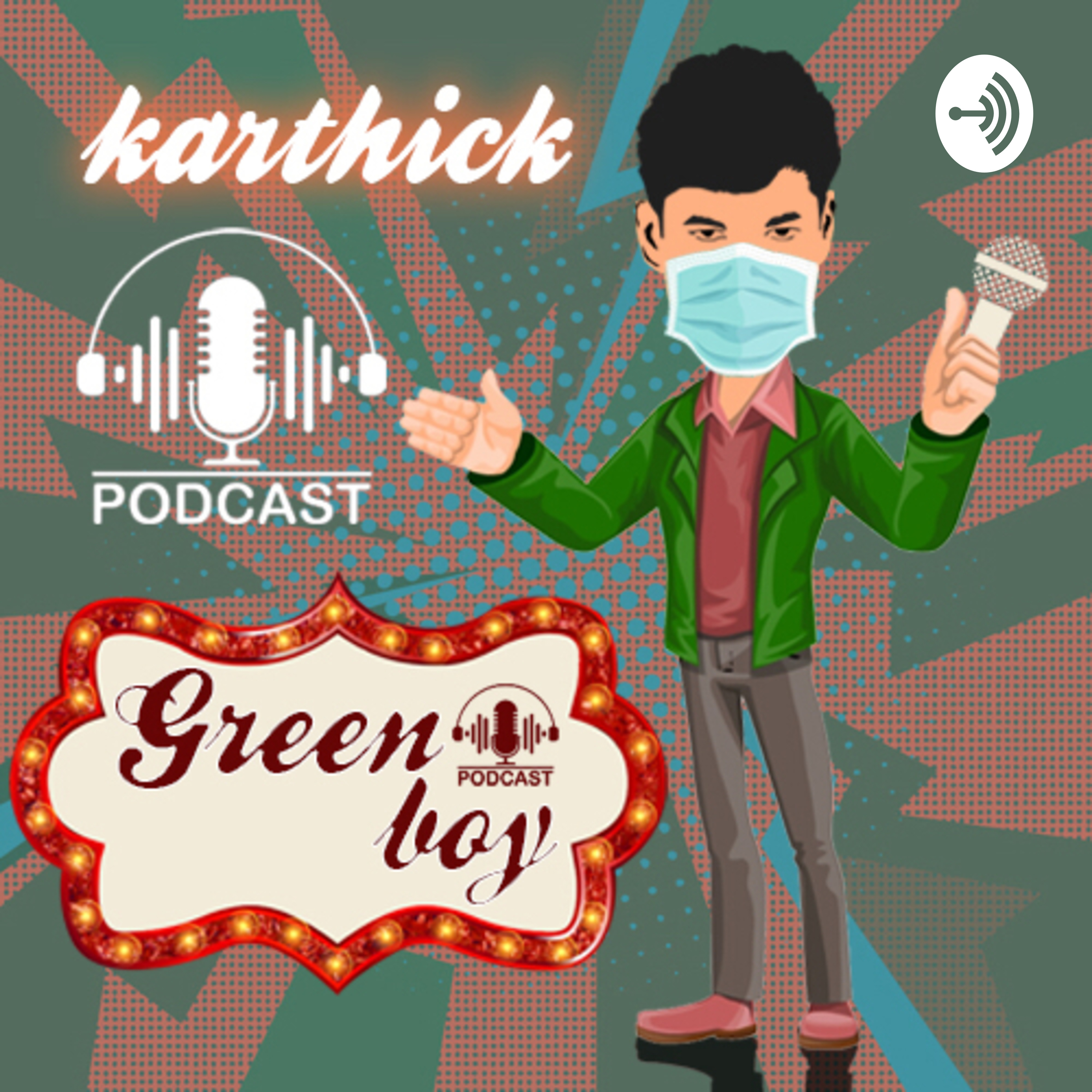 Green boy Tamil podcast