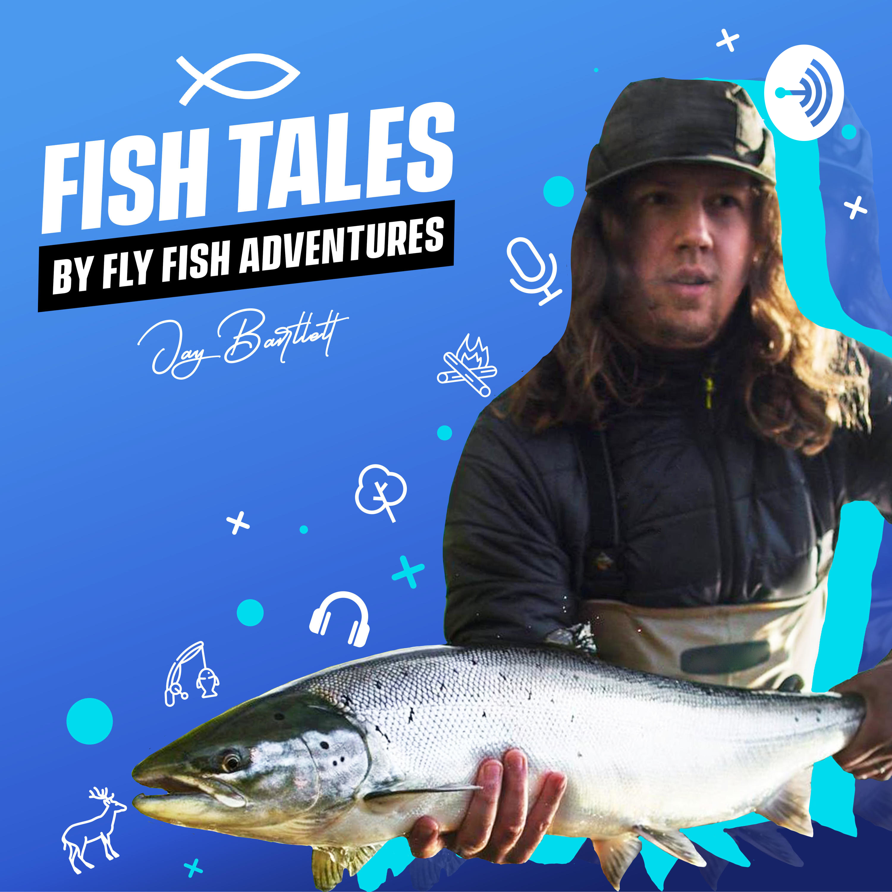 EP.3 Baltic Salmon with Jay Bartlett Fish Tales | Lyssna
