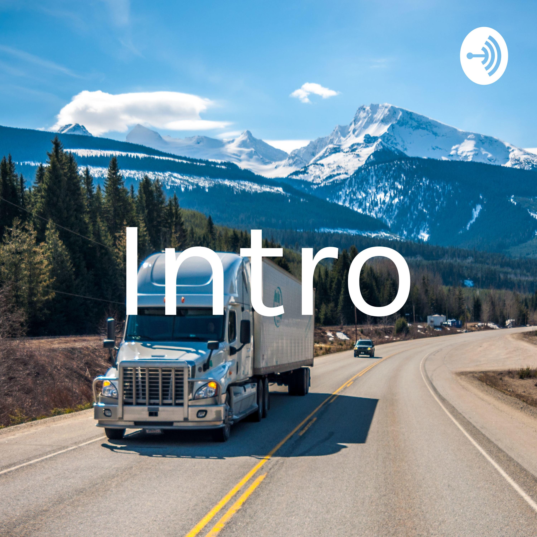 Intro to podcast