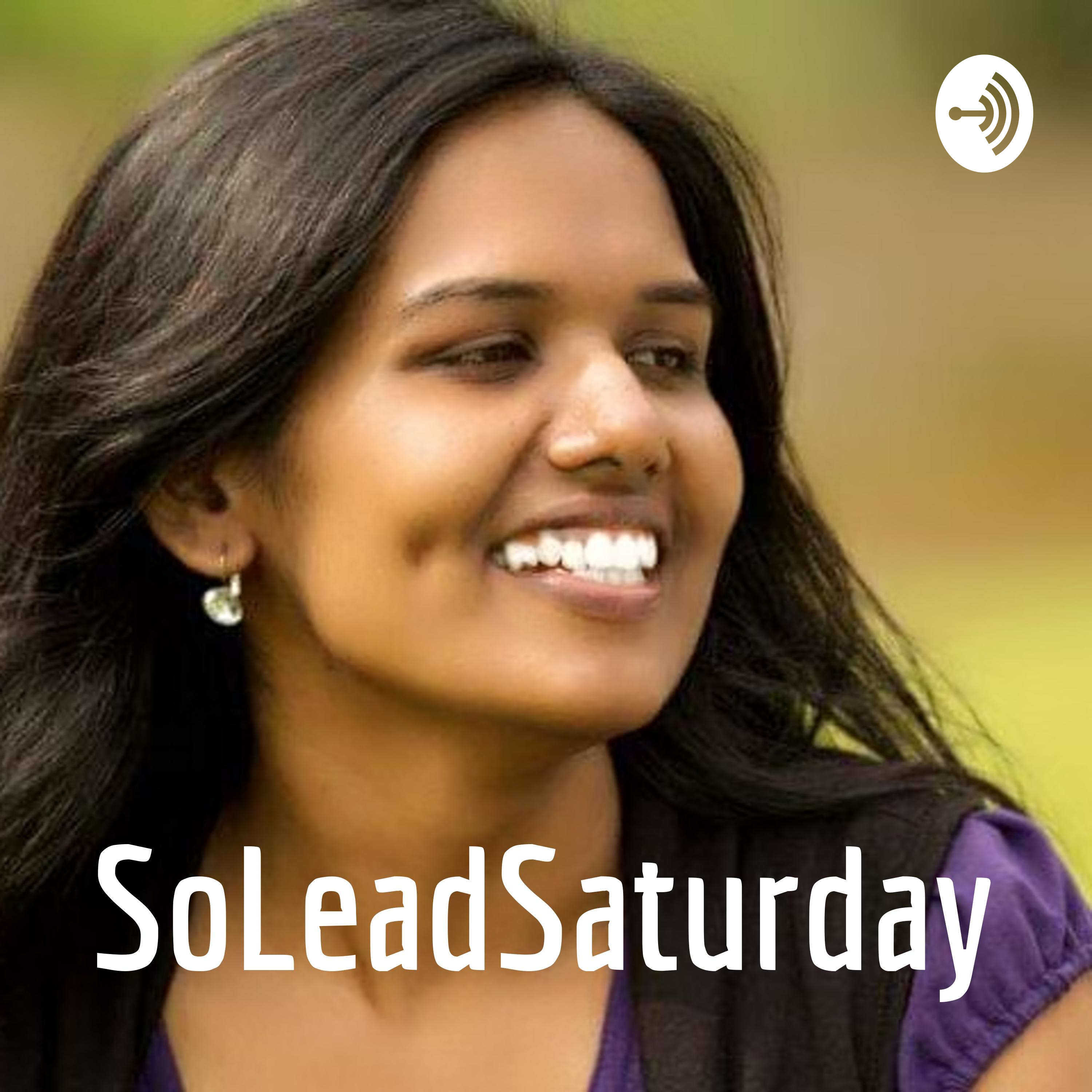 SoLeadSaturday - Episode 47 - Christina Stathopoulos #dataanalytics #consultant #leadership #growth #career #dataexpert