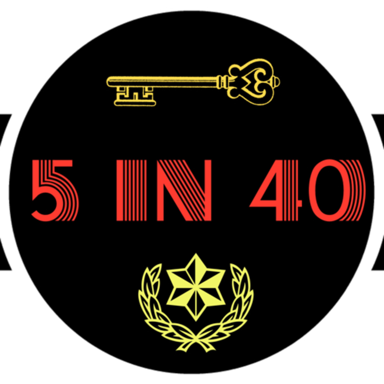 5 In 40