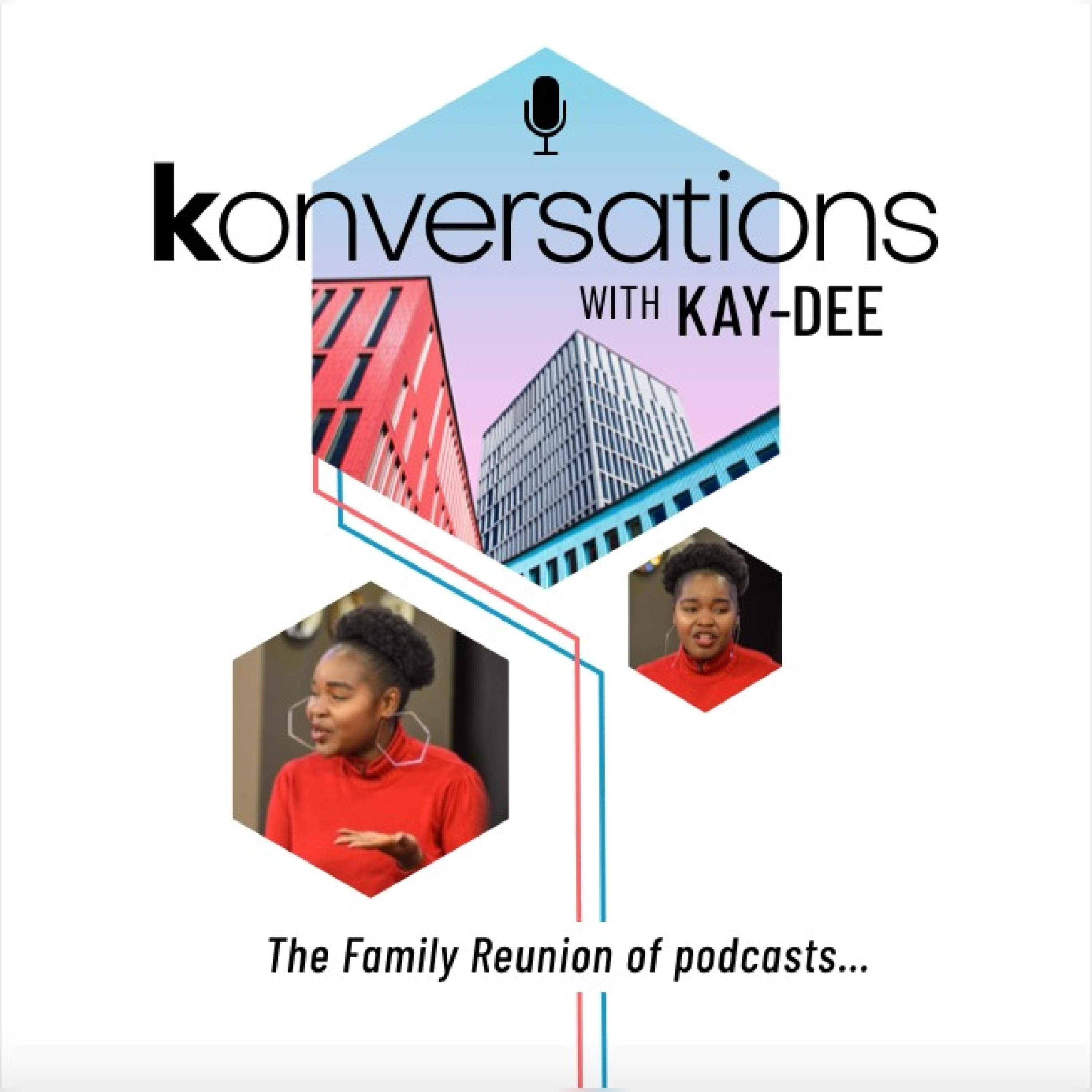 Konversations with Kay-Dee podcast