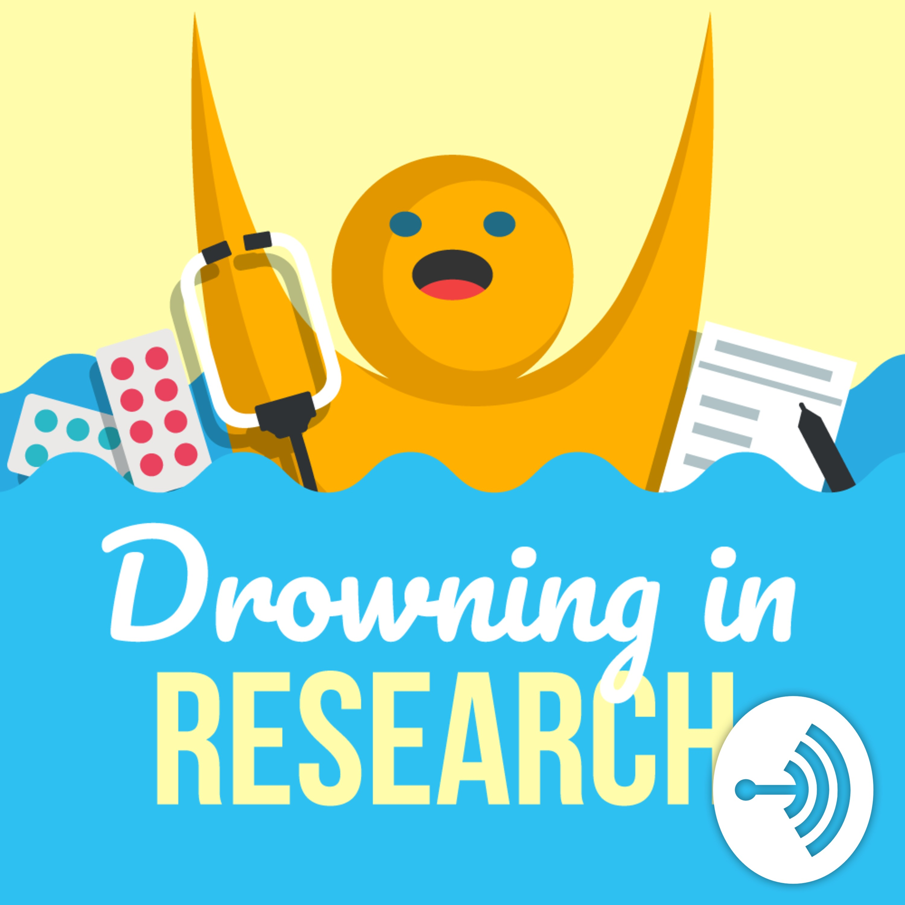 Drowning in Research with Victor Escobedo
