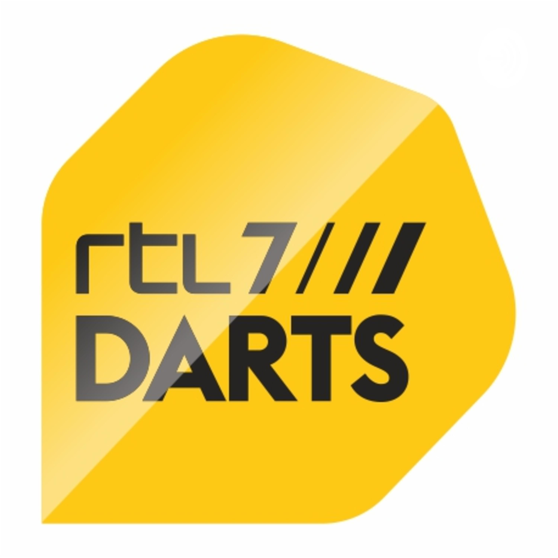RTL Darts Bullseye, de podcast logo