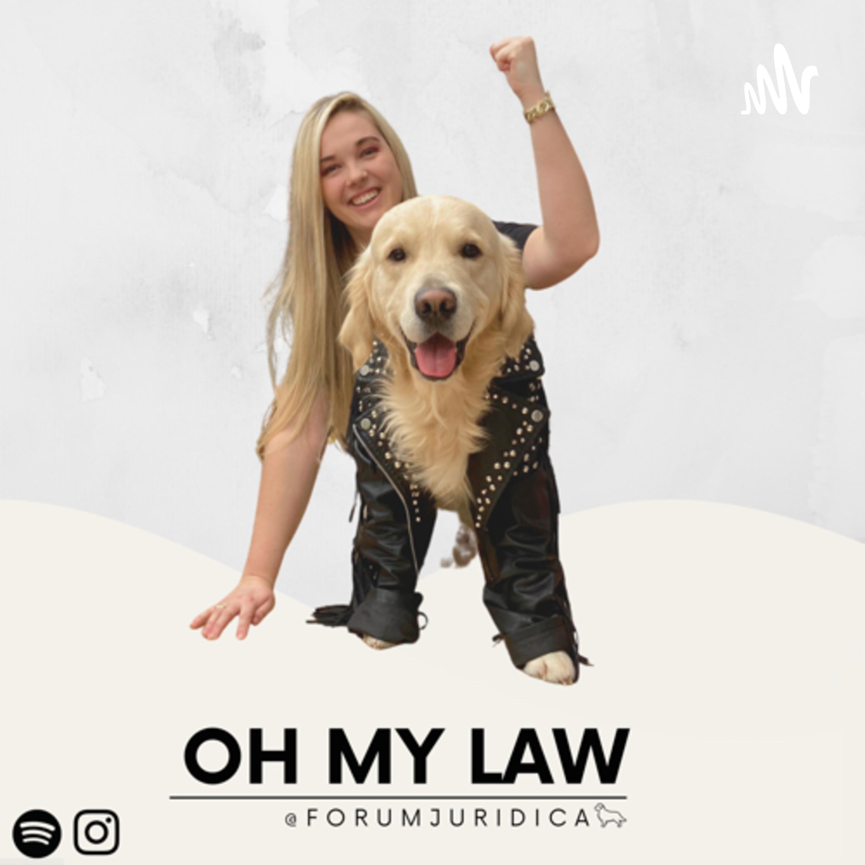 OH MY LAW logo