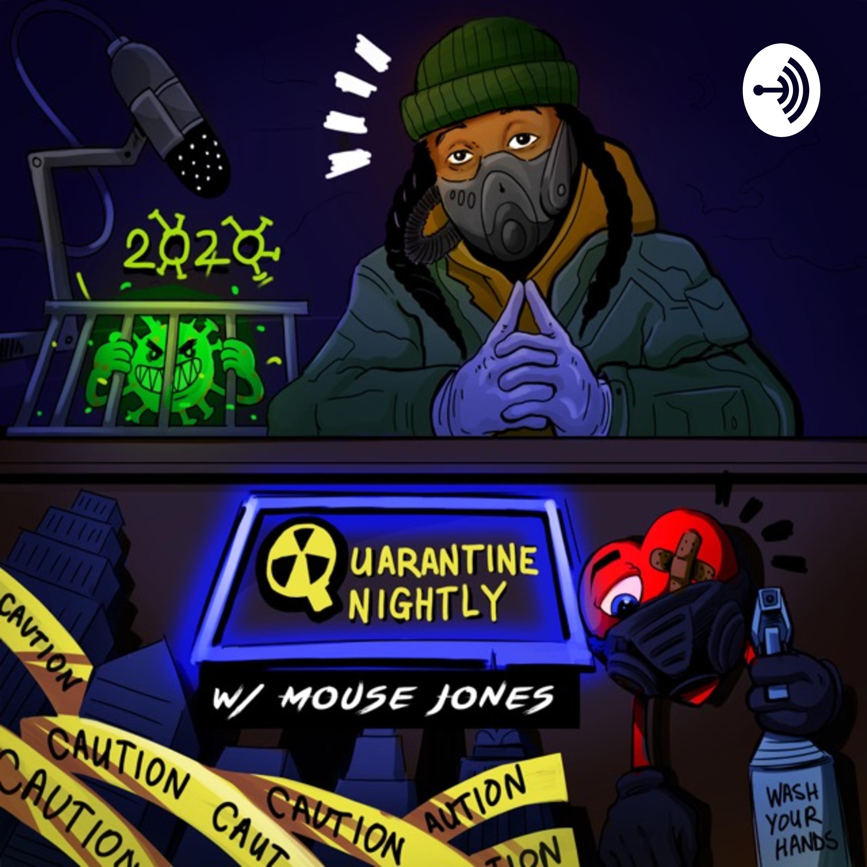 Quarantine Nightly - *Special* Ep. 27: Kim Osorio