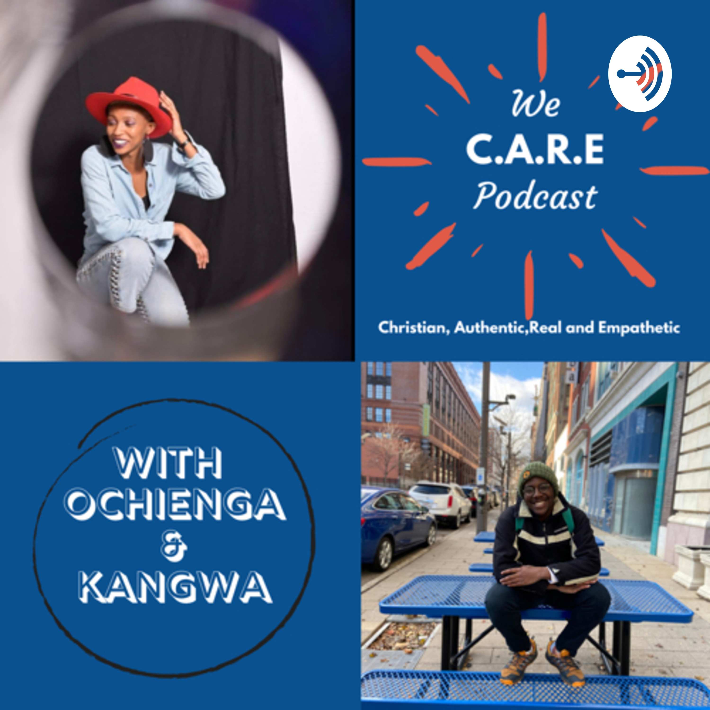We Care podcast