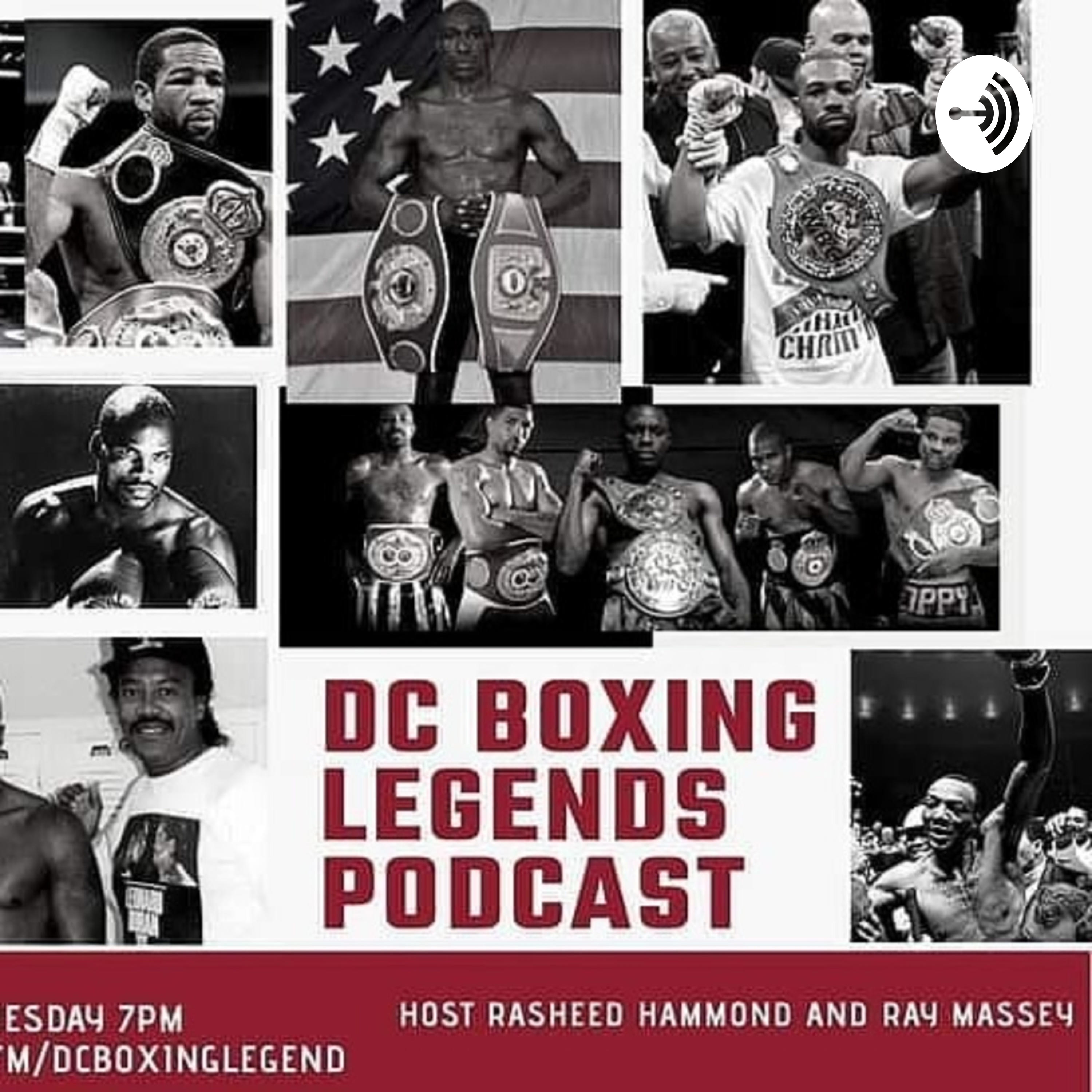 DC'S BOXING LEGENDS PODCAST