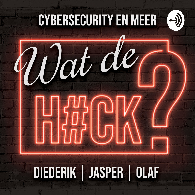 Wat de Hack?! logo