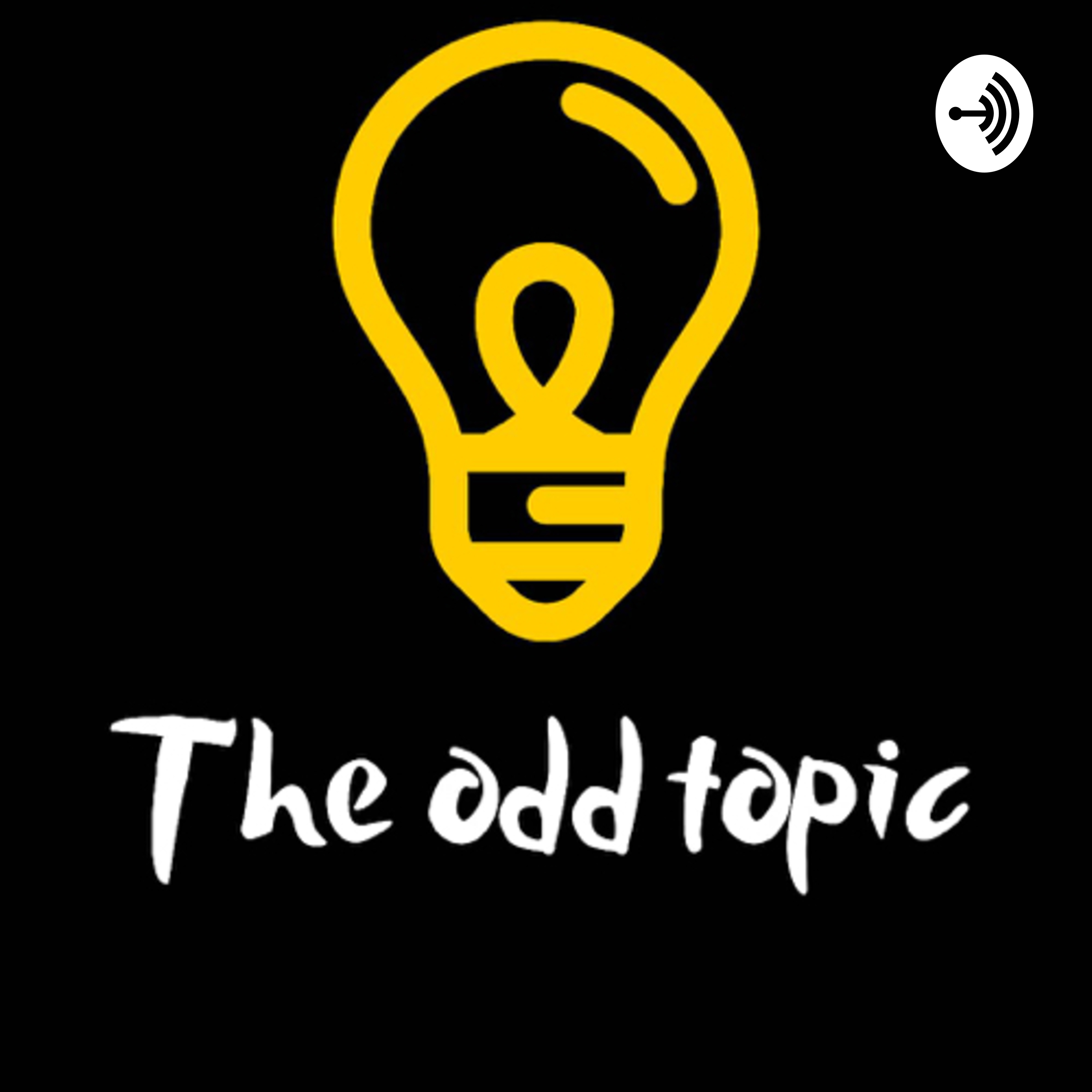 The odd topic podcast