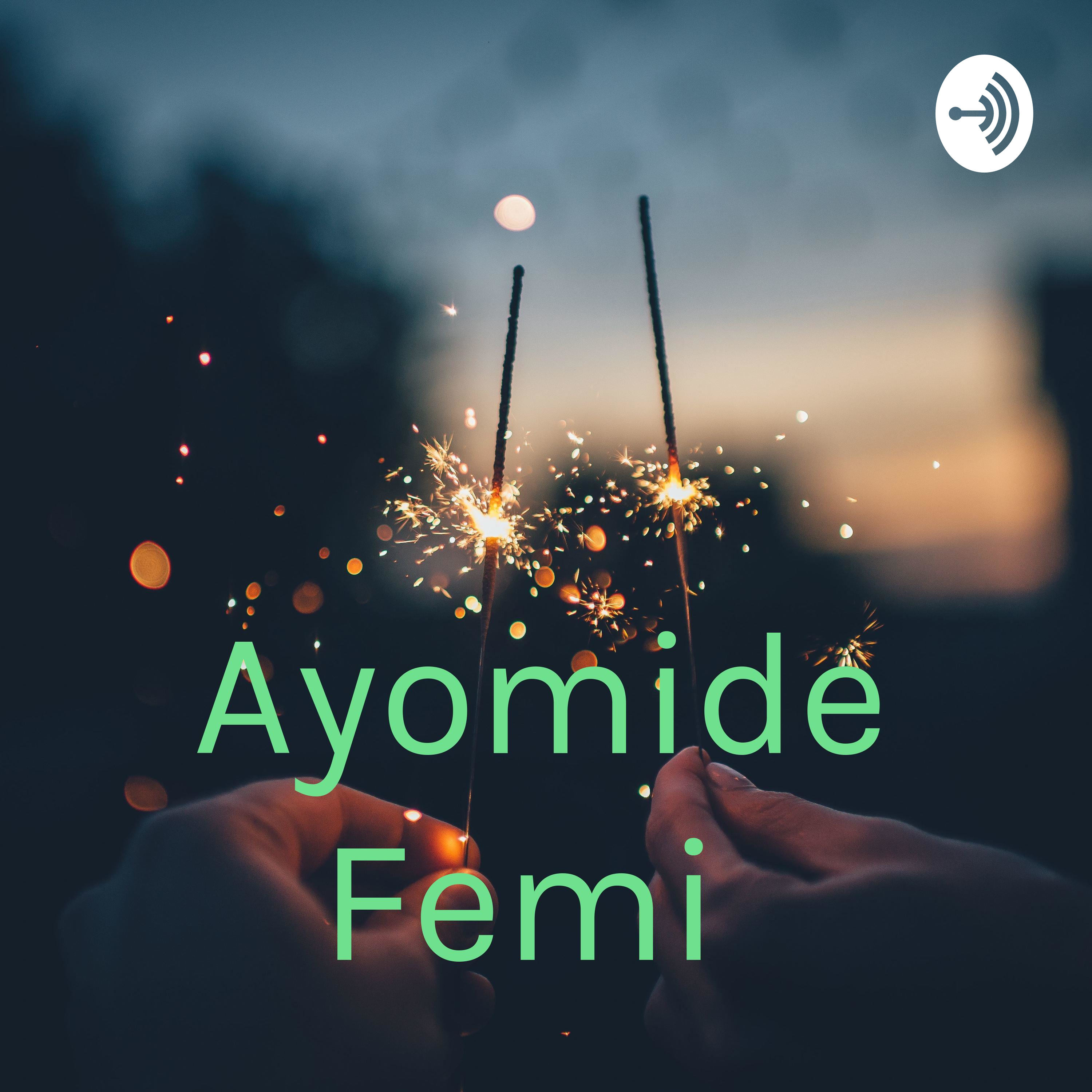 Ayomide Femi on Jamit