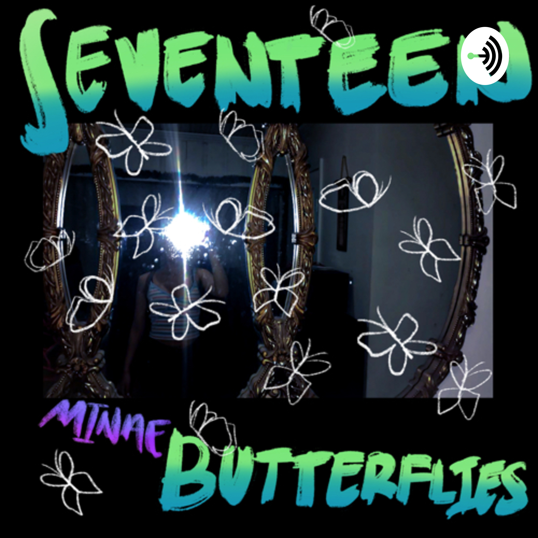 Seventeen Butterflies