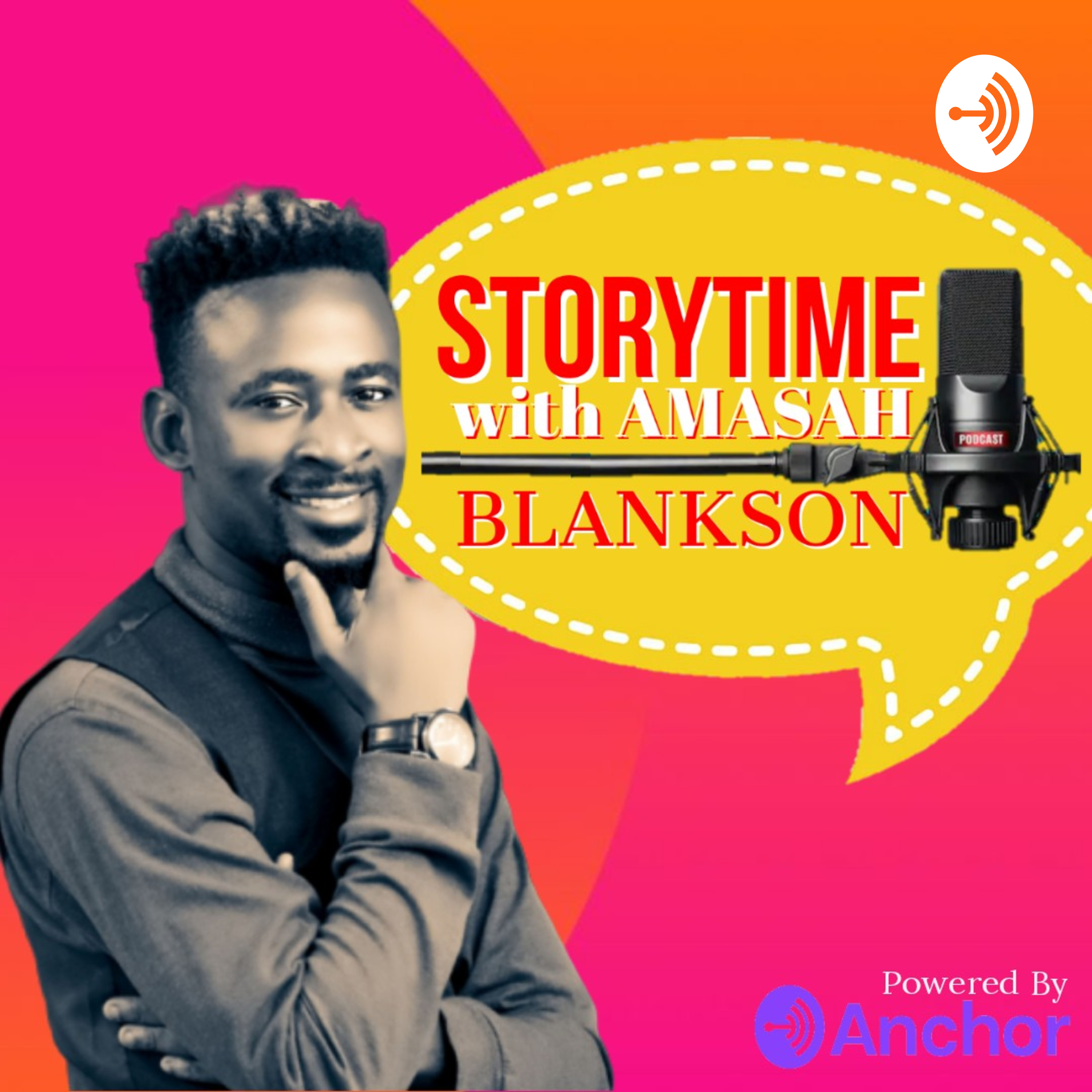StoryTime with Amasah Blankson
