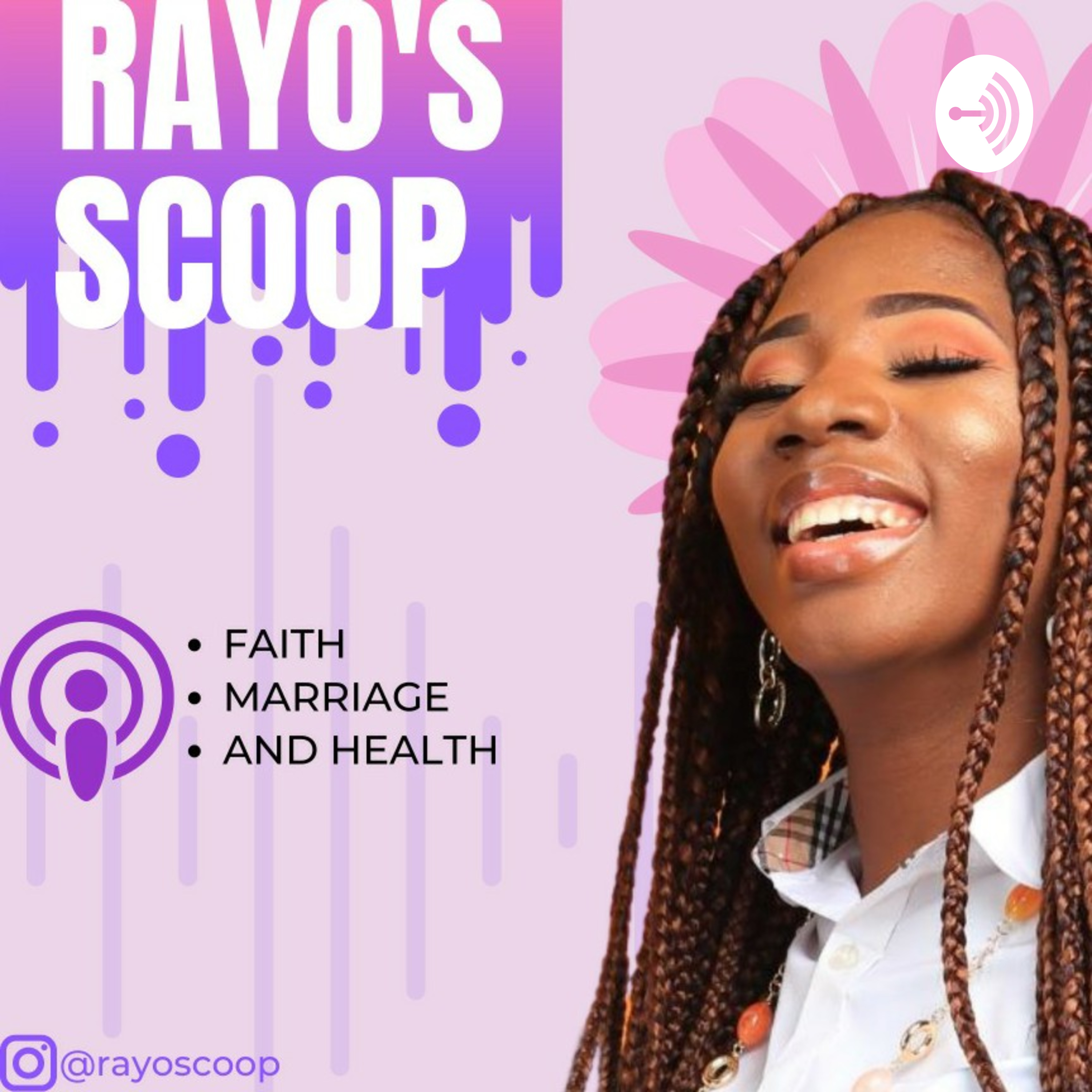 RAYO'S SCOOP podcast