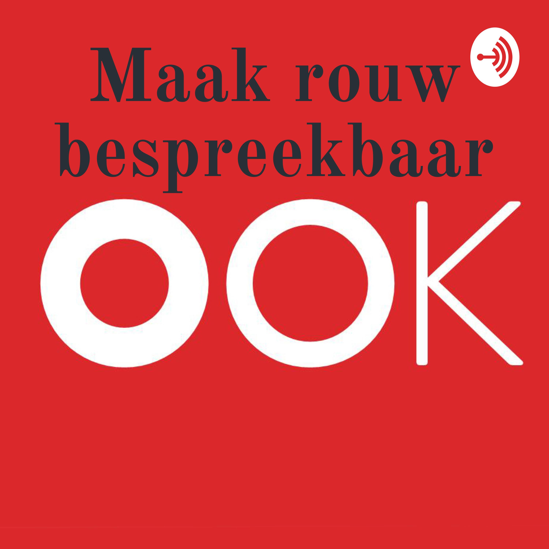Maak rouw bespreekbaar logo