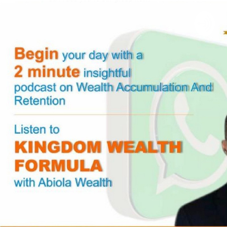 Kingdom Wealth Formula podcast