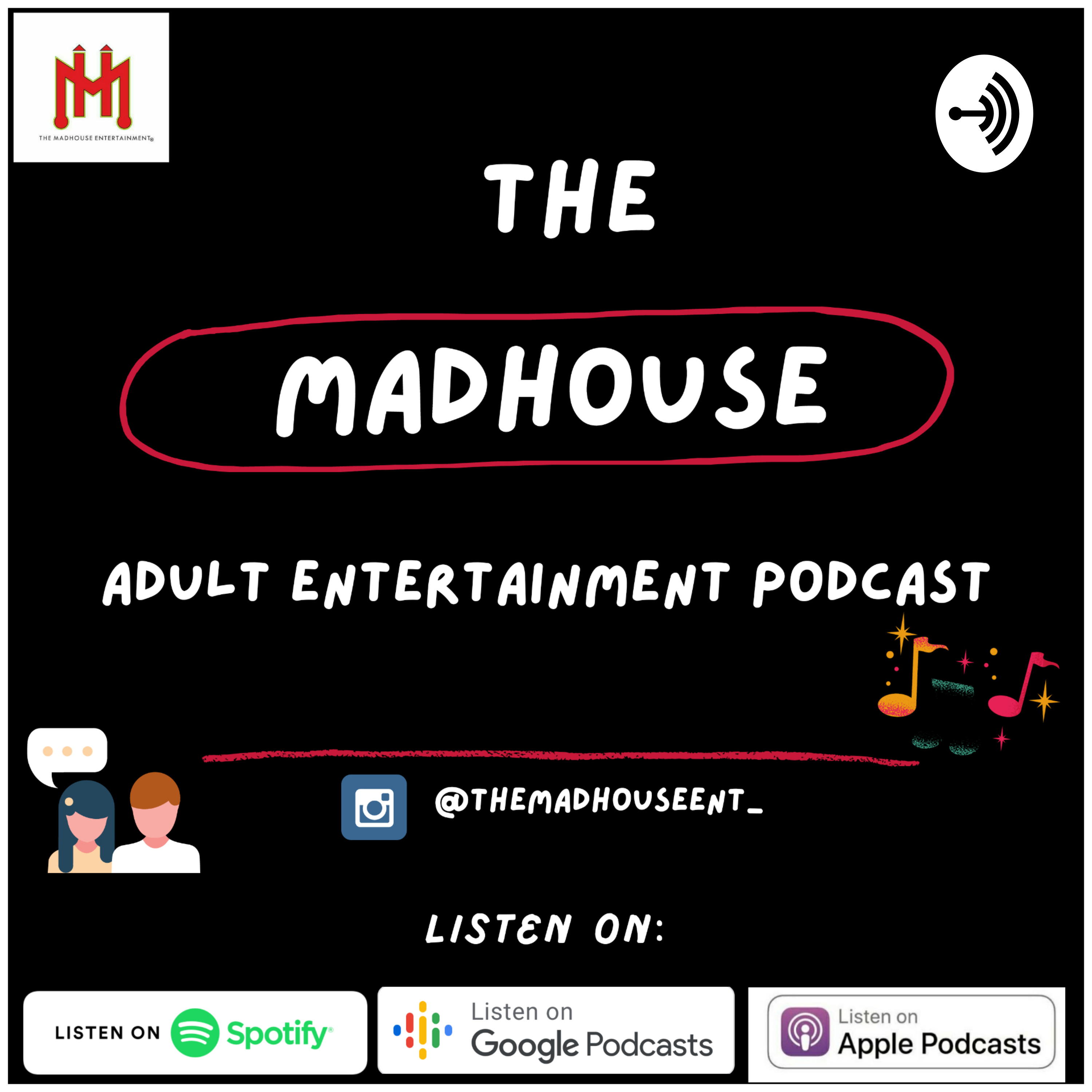 The Madhouse Adult Entertainment Pod 🎙️ on Jamit