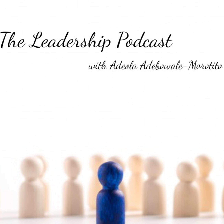 Let's Talk Leadership podcast