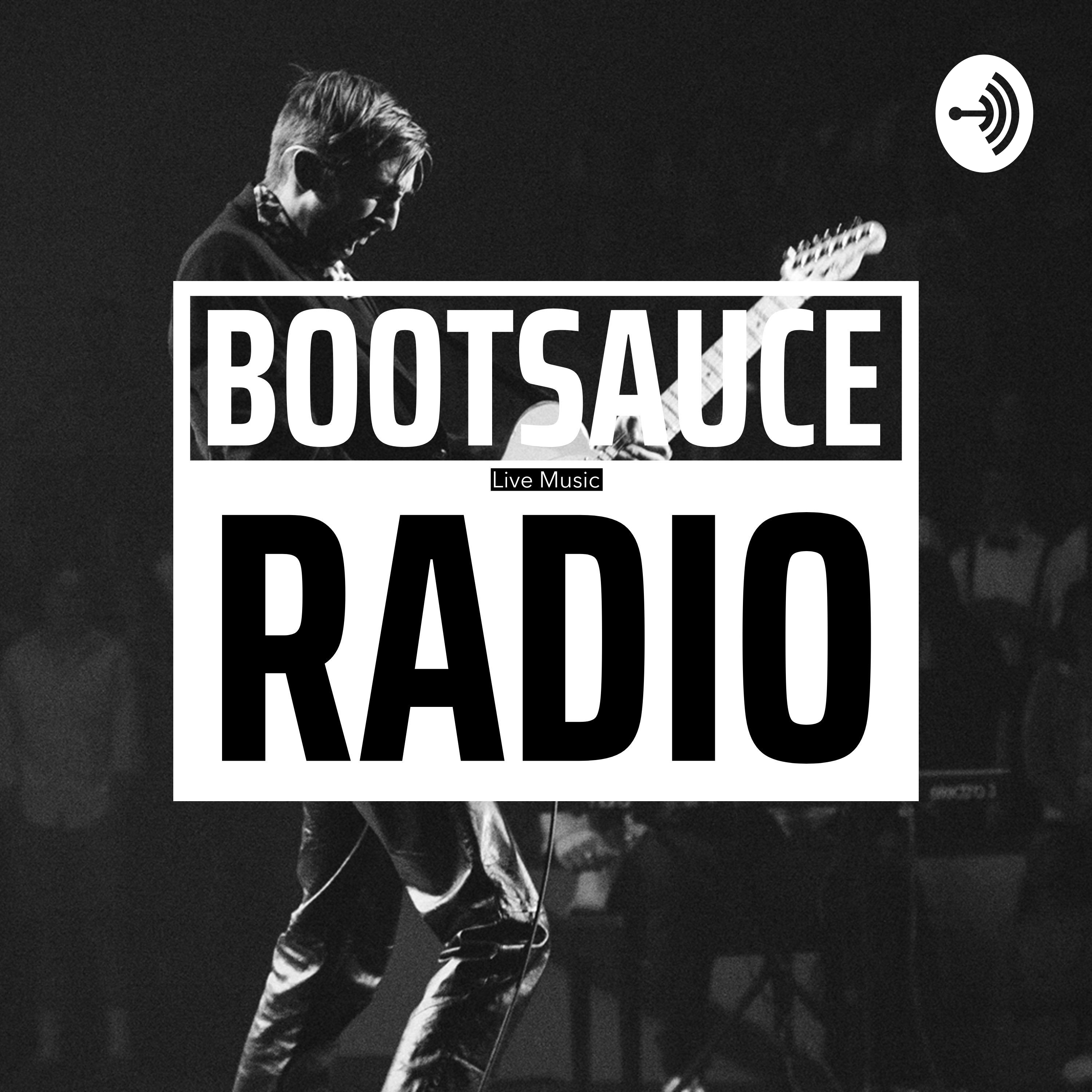 BOOT SAUCE RADIO Live Music Podcast