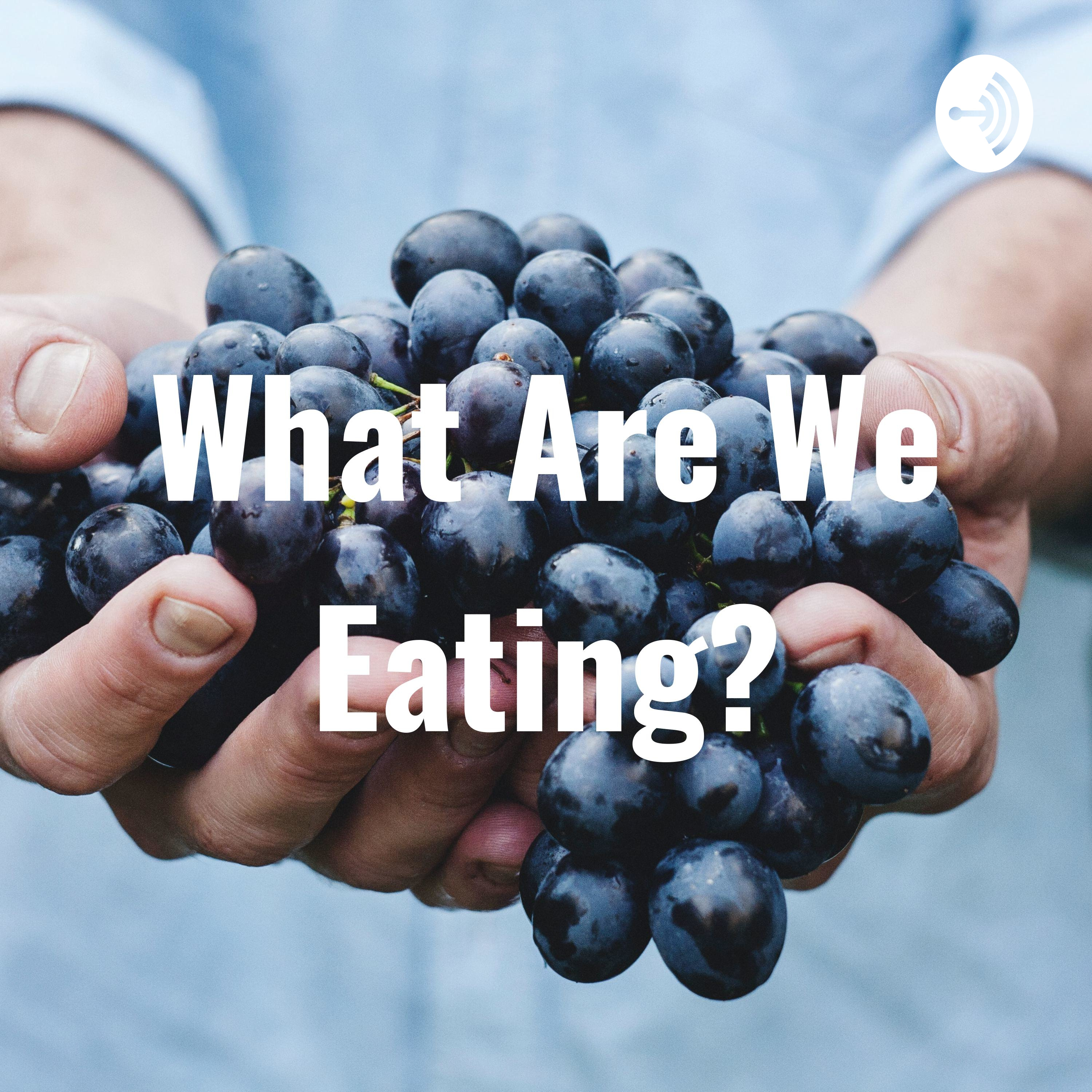 What Are We Eating?