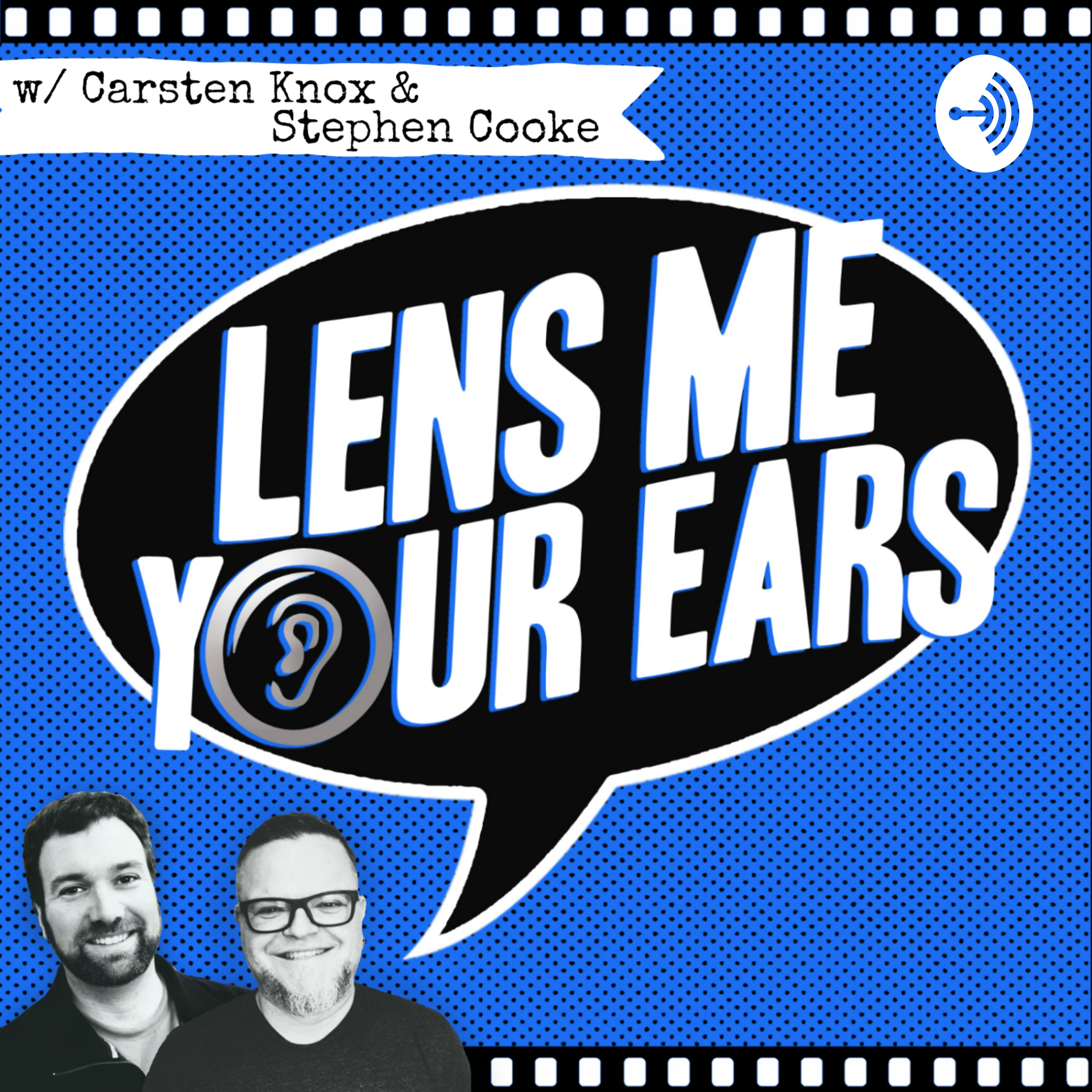 """EP 88 - """"Off The Shelf Vol.1"""" - Stephen & Carsten grab titles off each other's DVD shelves"""