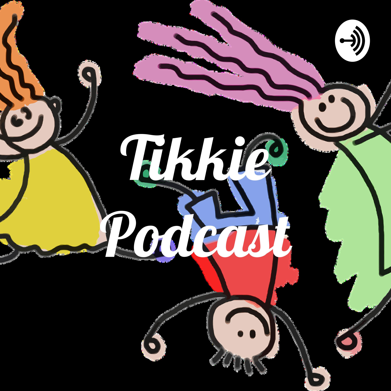 Tikkie Podcast logo
