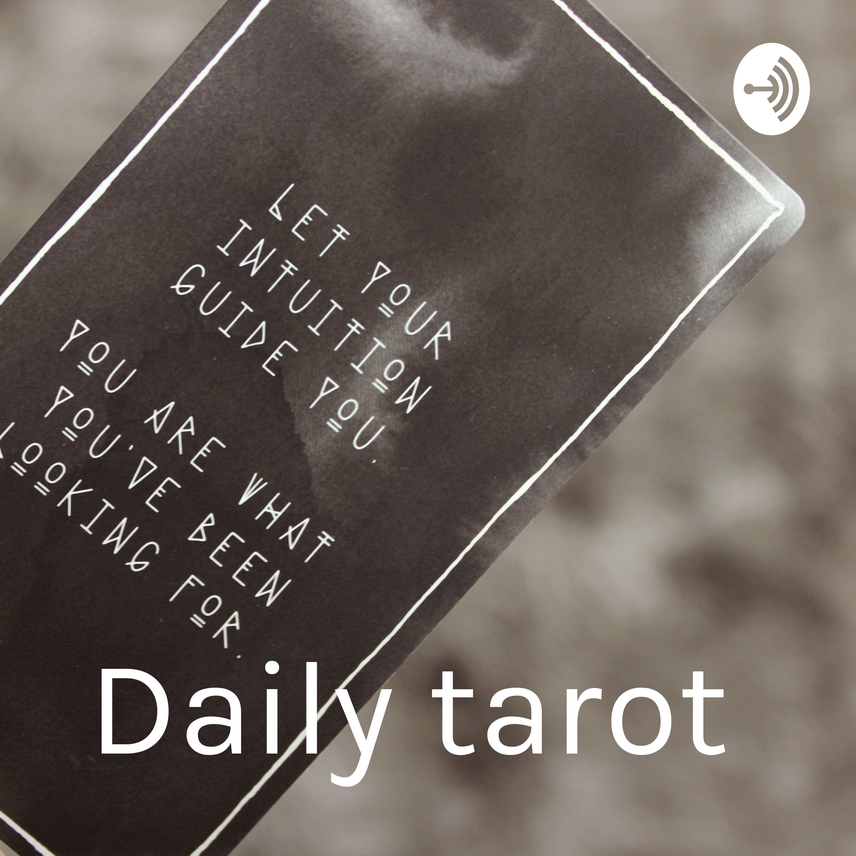 Daily tarot 😊