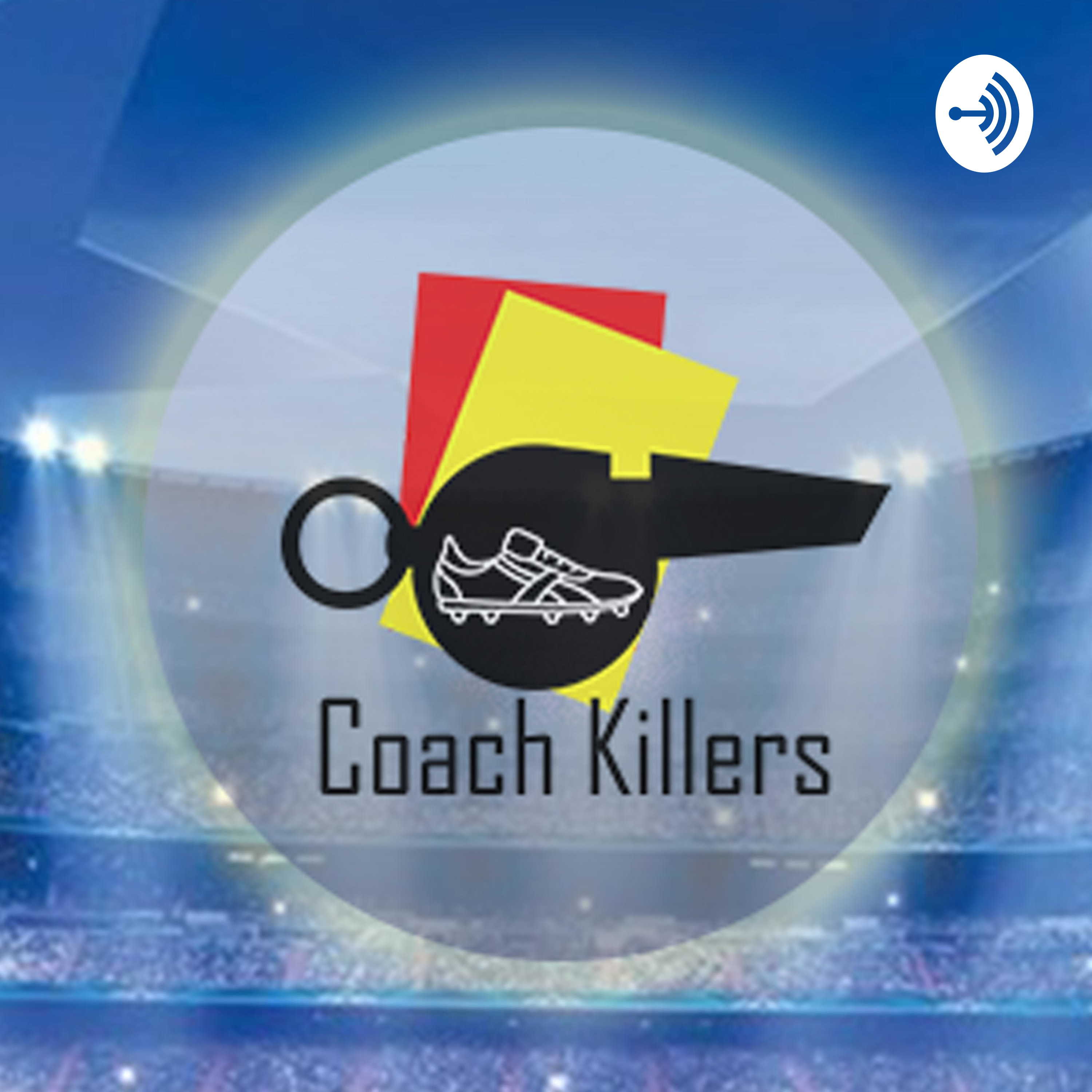 Coach Killers Podcast-Episode Fifteen Ft Andrew Durante
