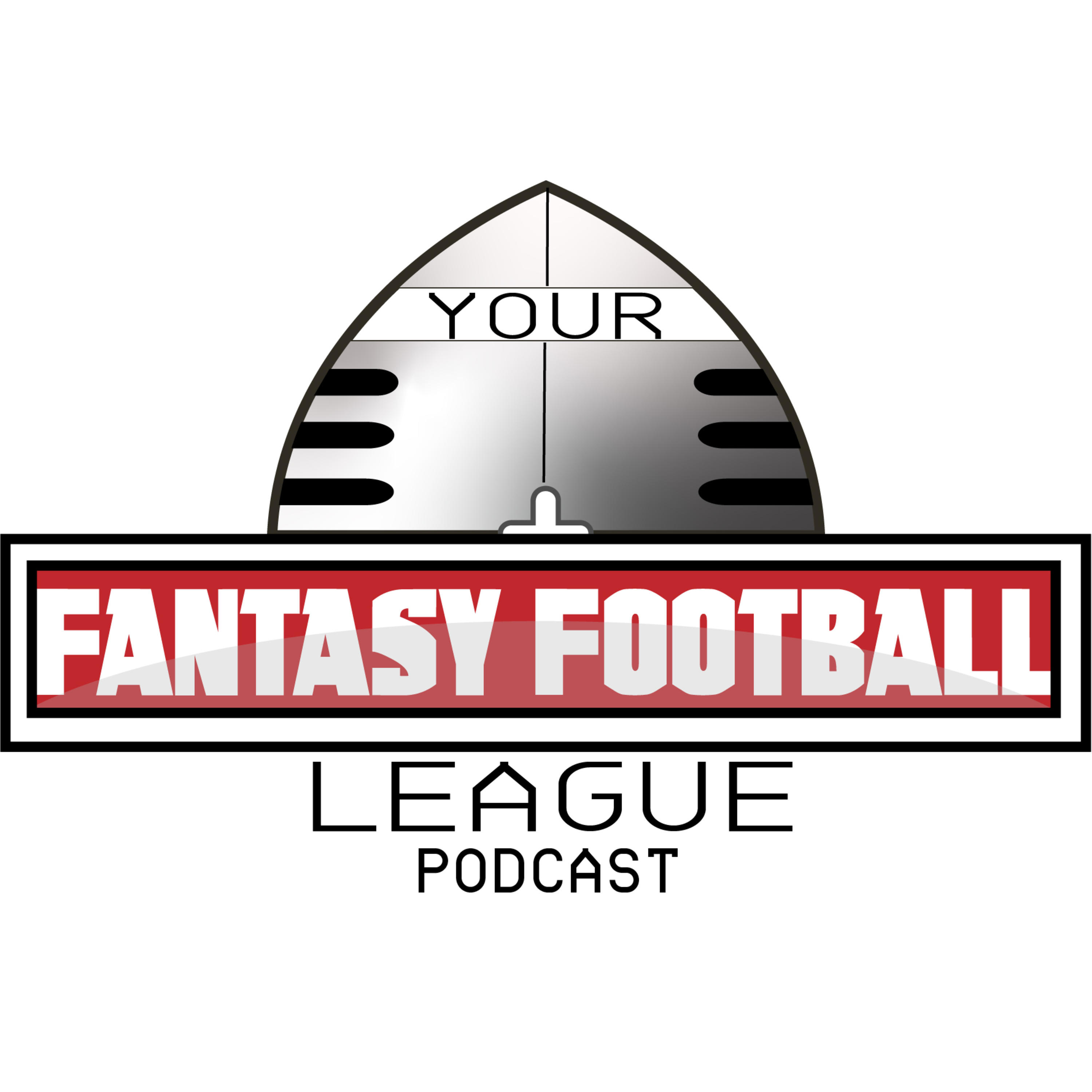 Episode 13: New draft strategy & don't be an annoying fantasy footballer