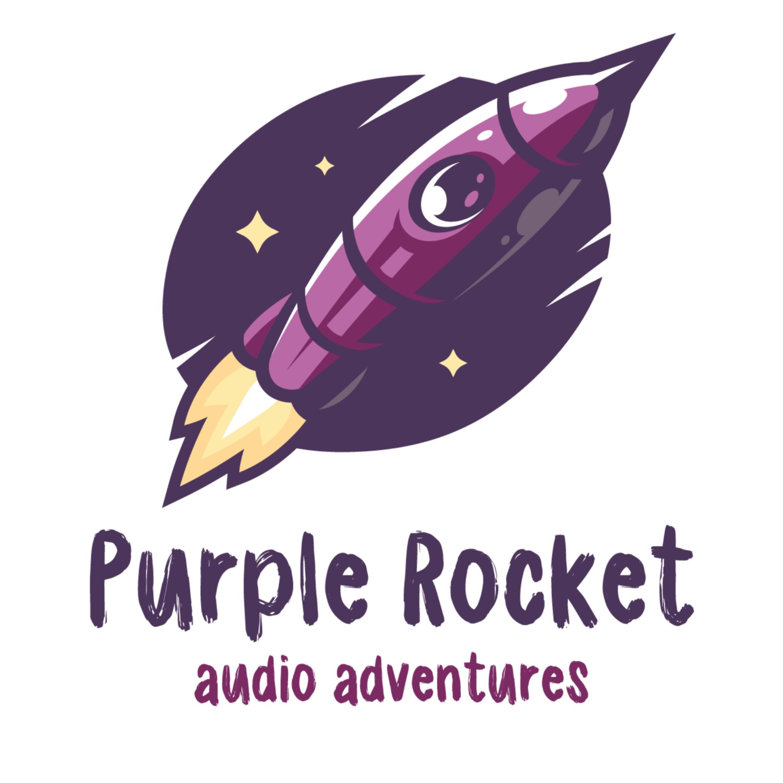 """    The Purple Rocket Podcast "" Podcast"