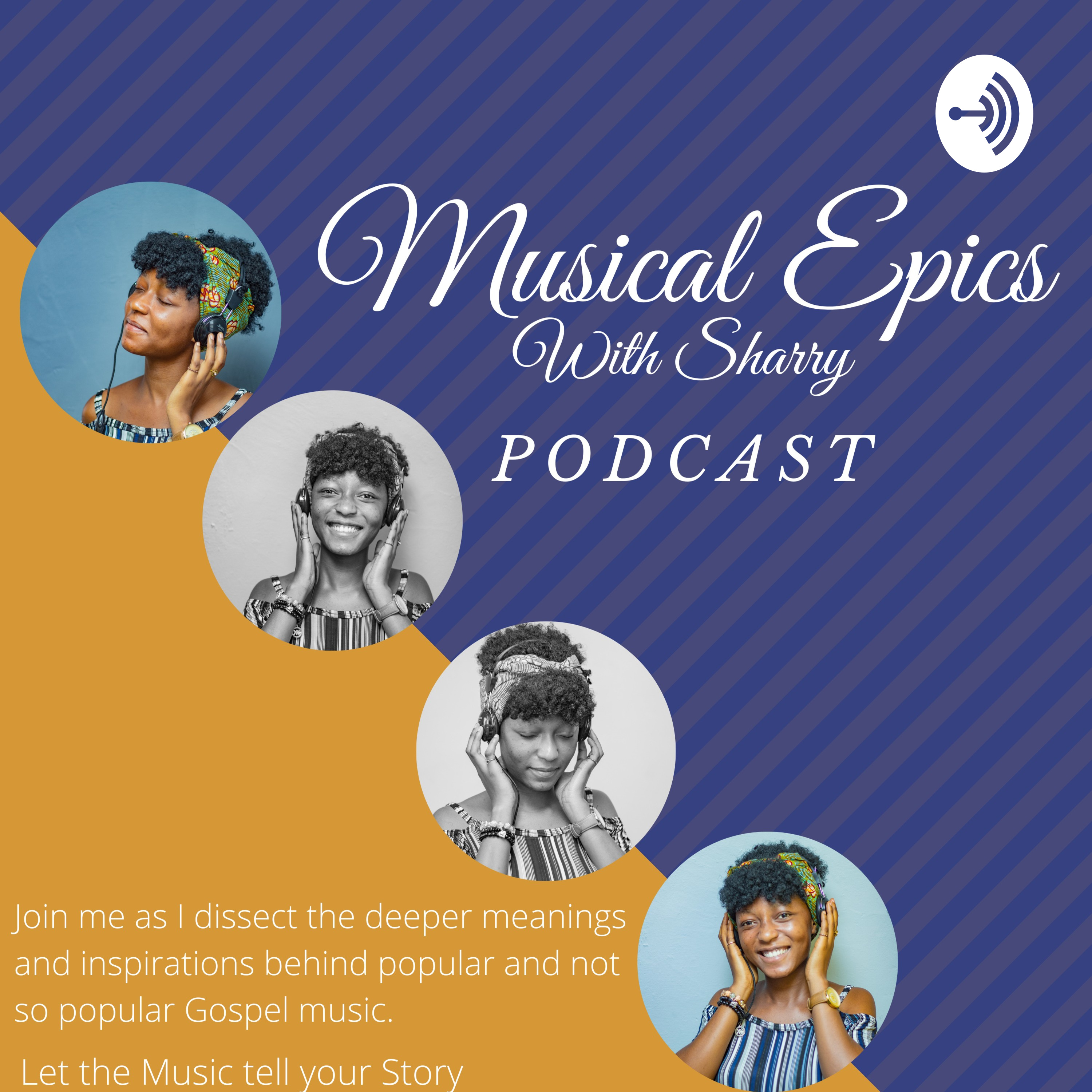 Musical Epics, With Sharry podcast