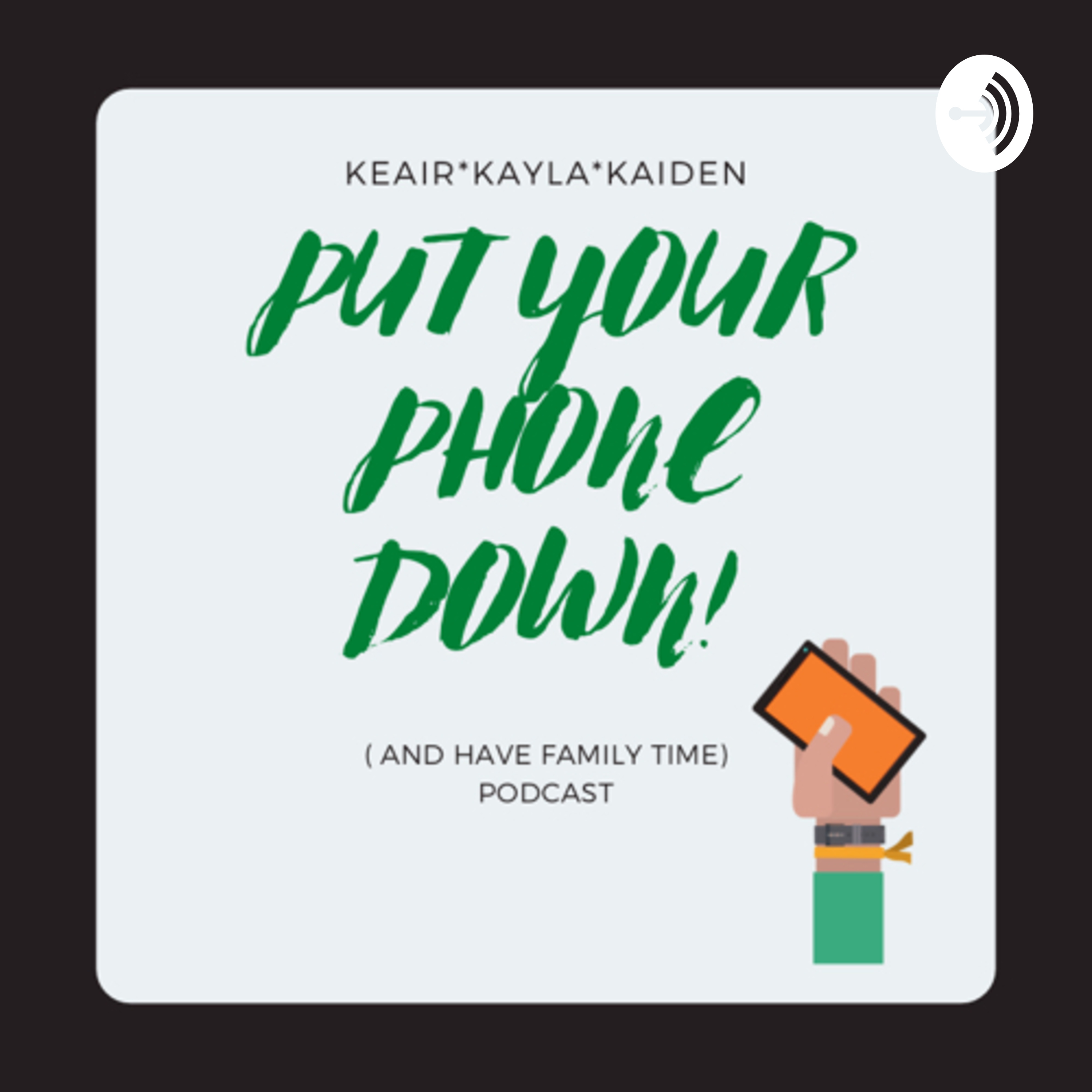 Put Your Phone Down and Have Family Time!