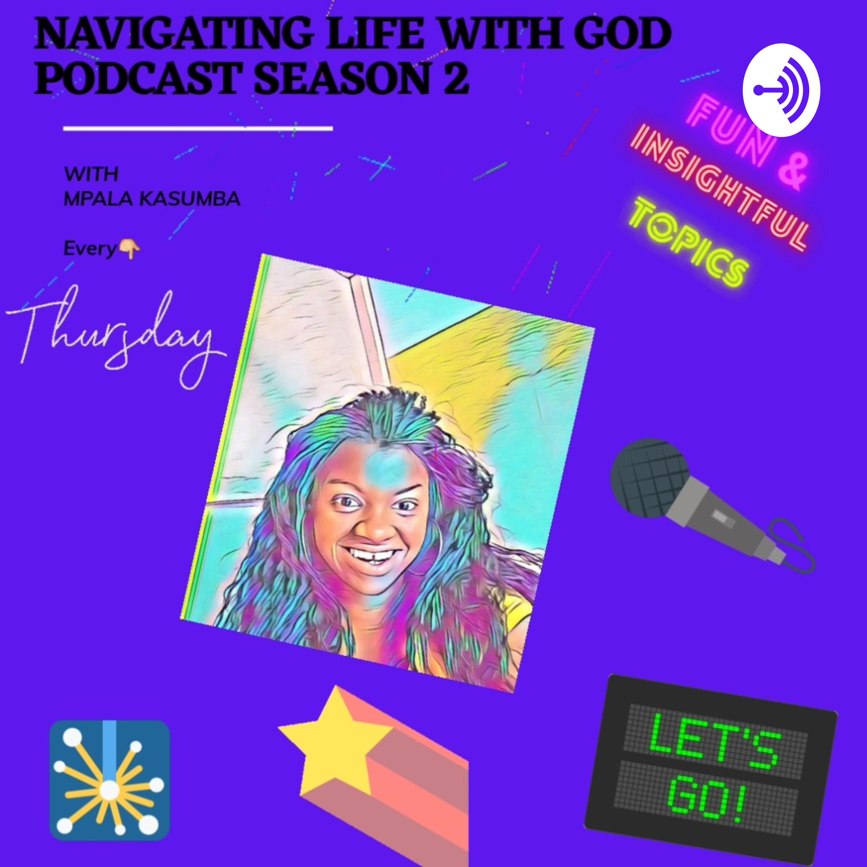 NAVIGATING LIFE WITH GOD podcast