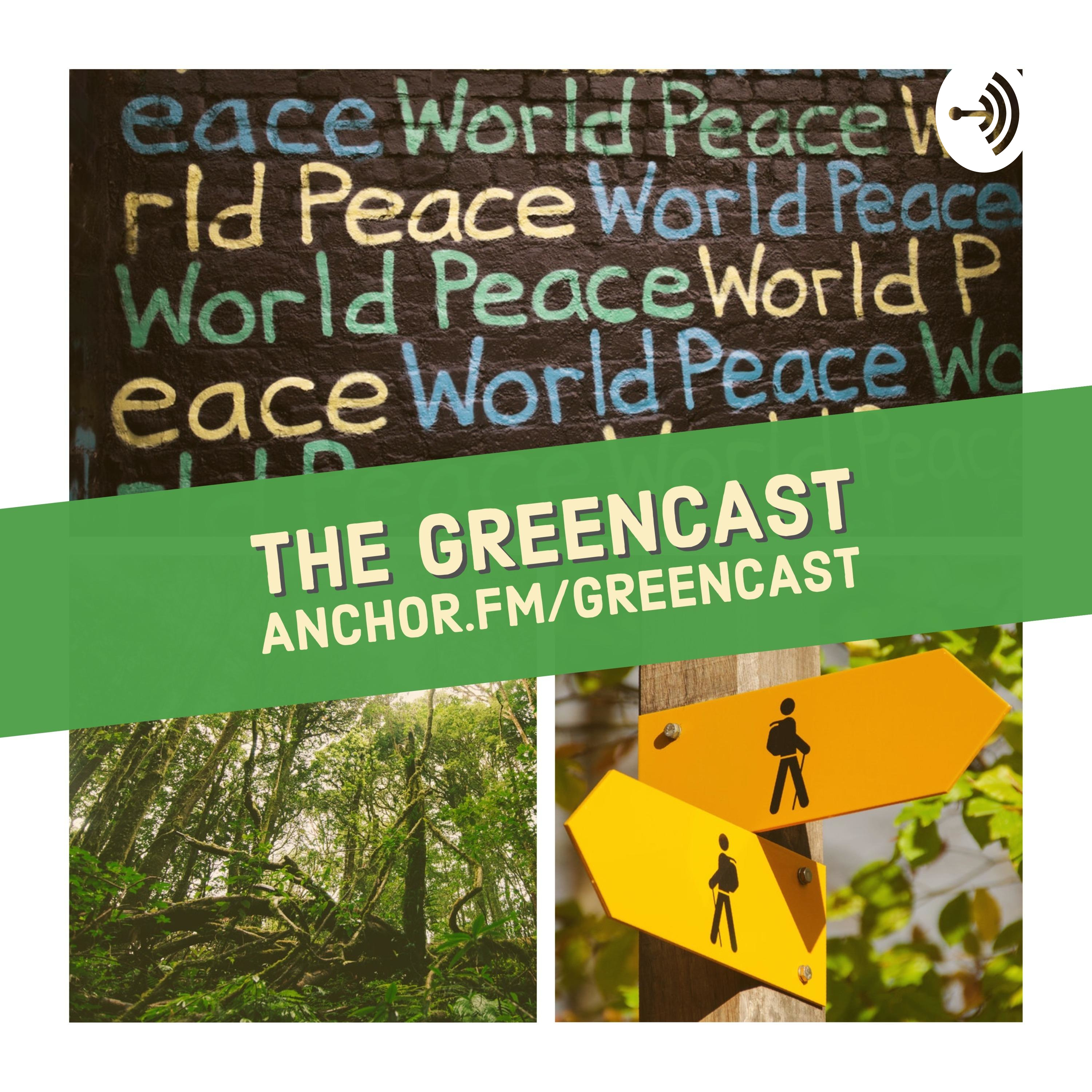 The Greencast - March 11, 2019 - Peace Delegation to Venezuela