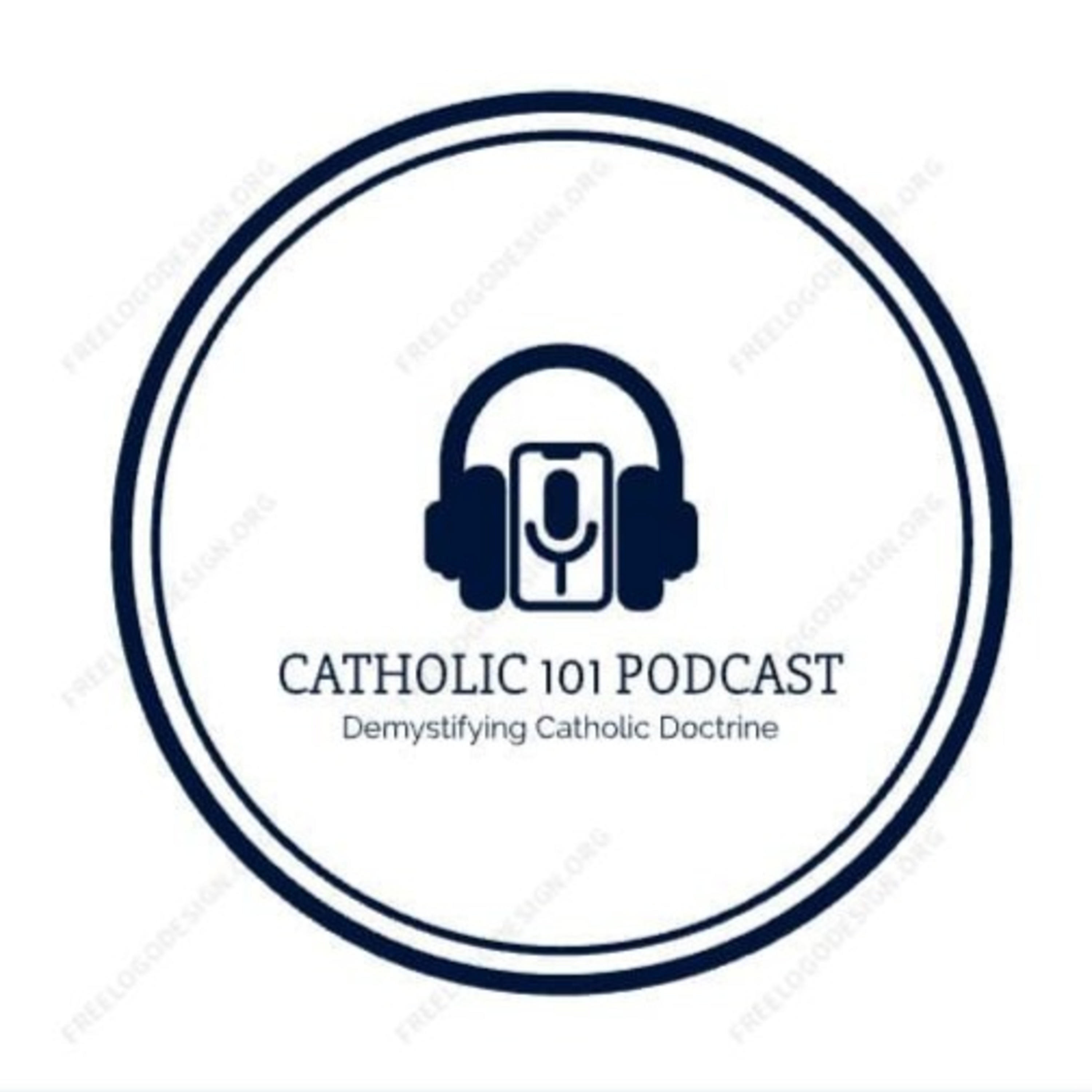 CATHOLIC 101 PODCAST